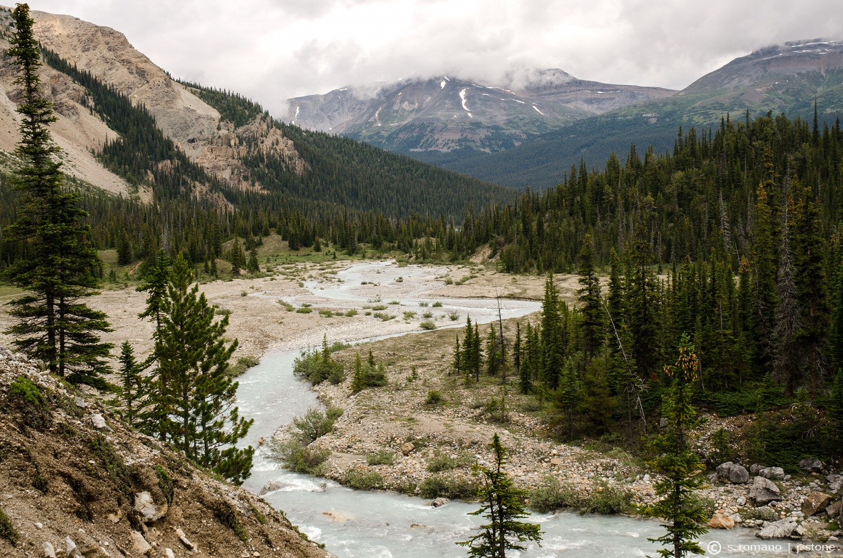 Bow River headwaters