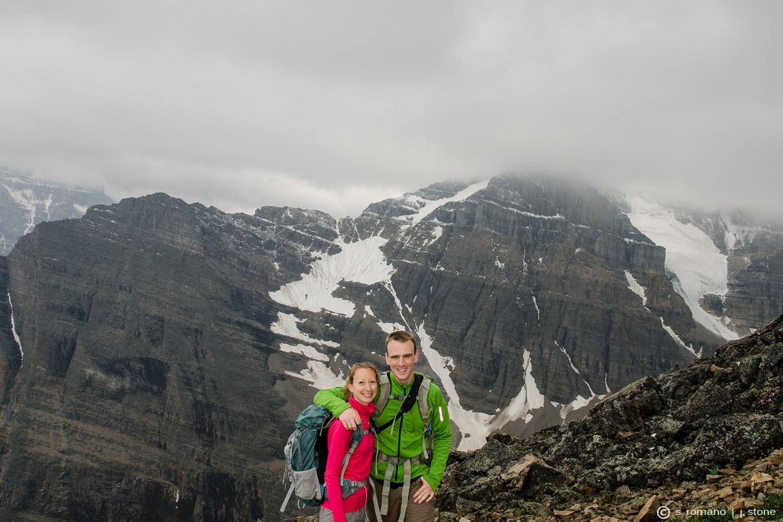 Haddo Peak, Mt. Aberdeen & Aberdeen Glacier