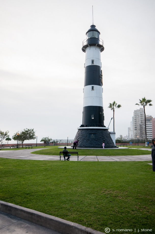 La Marina Lighthouse (Miraflores)