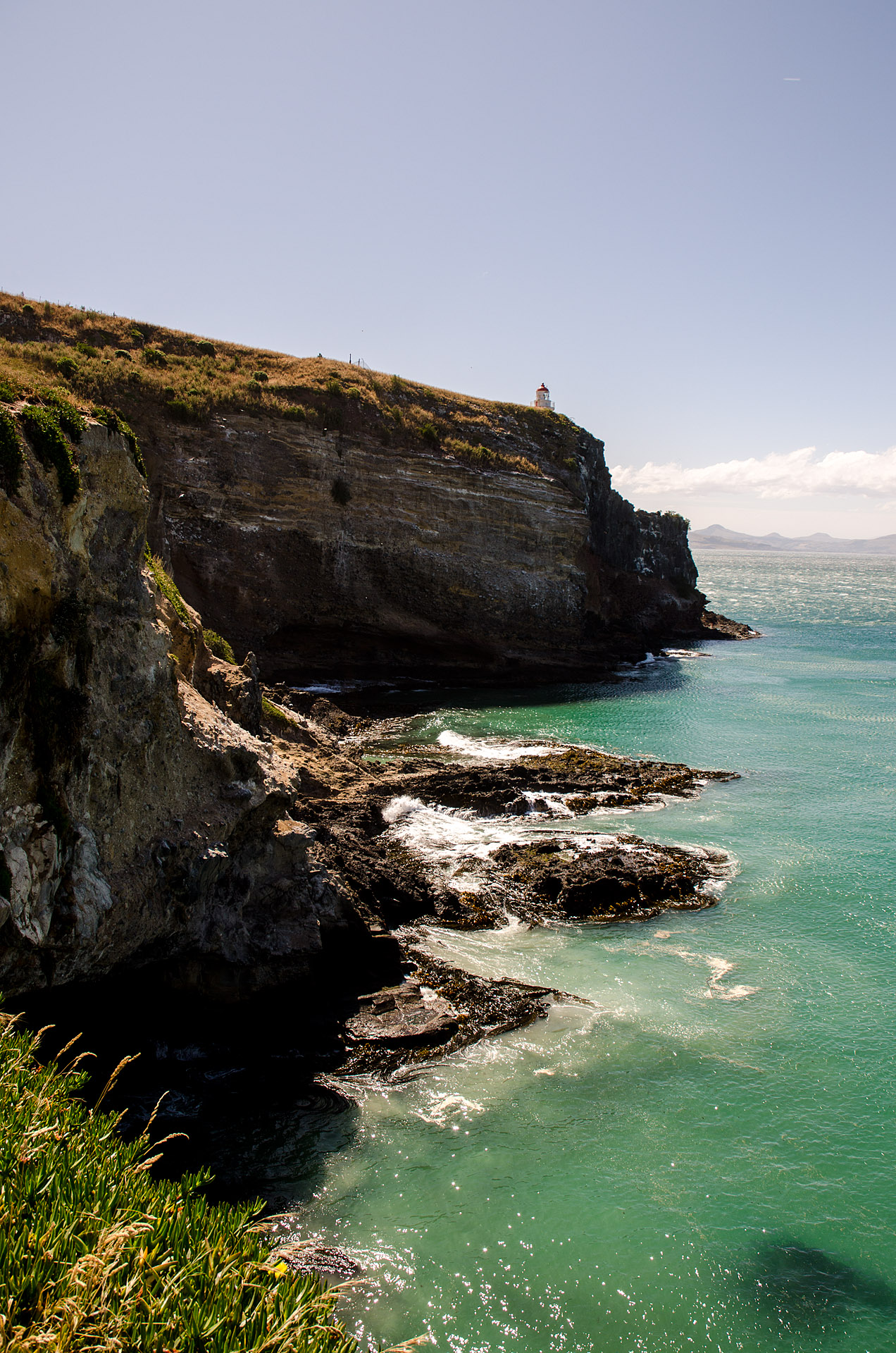 Taiaroa Head Lighthouse