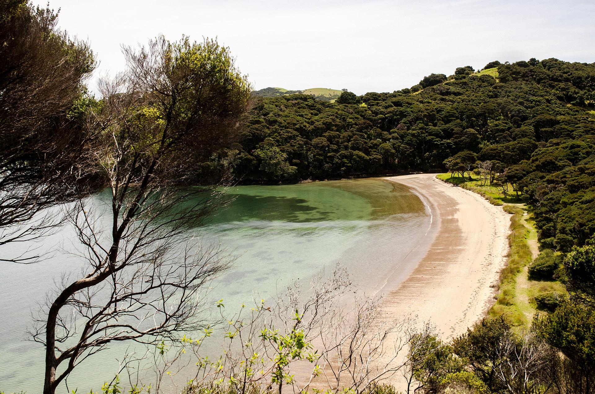 Entico Bay