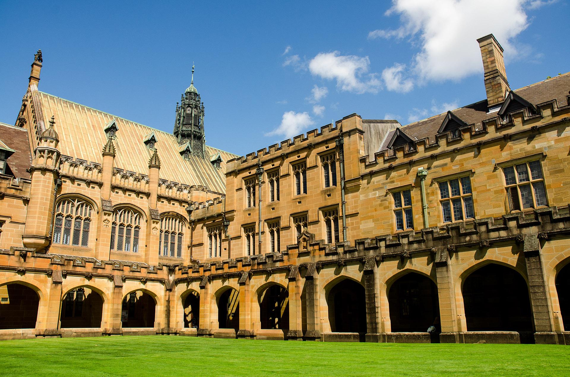 University of Sydney - Main Quadrangle