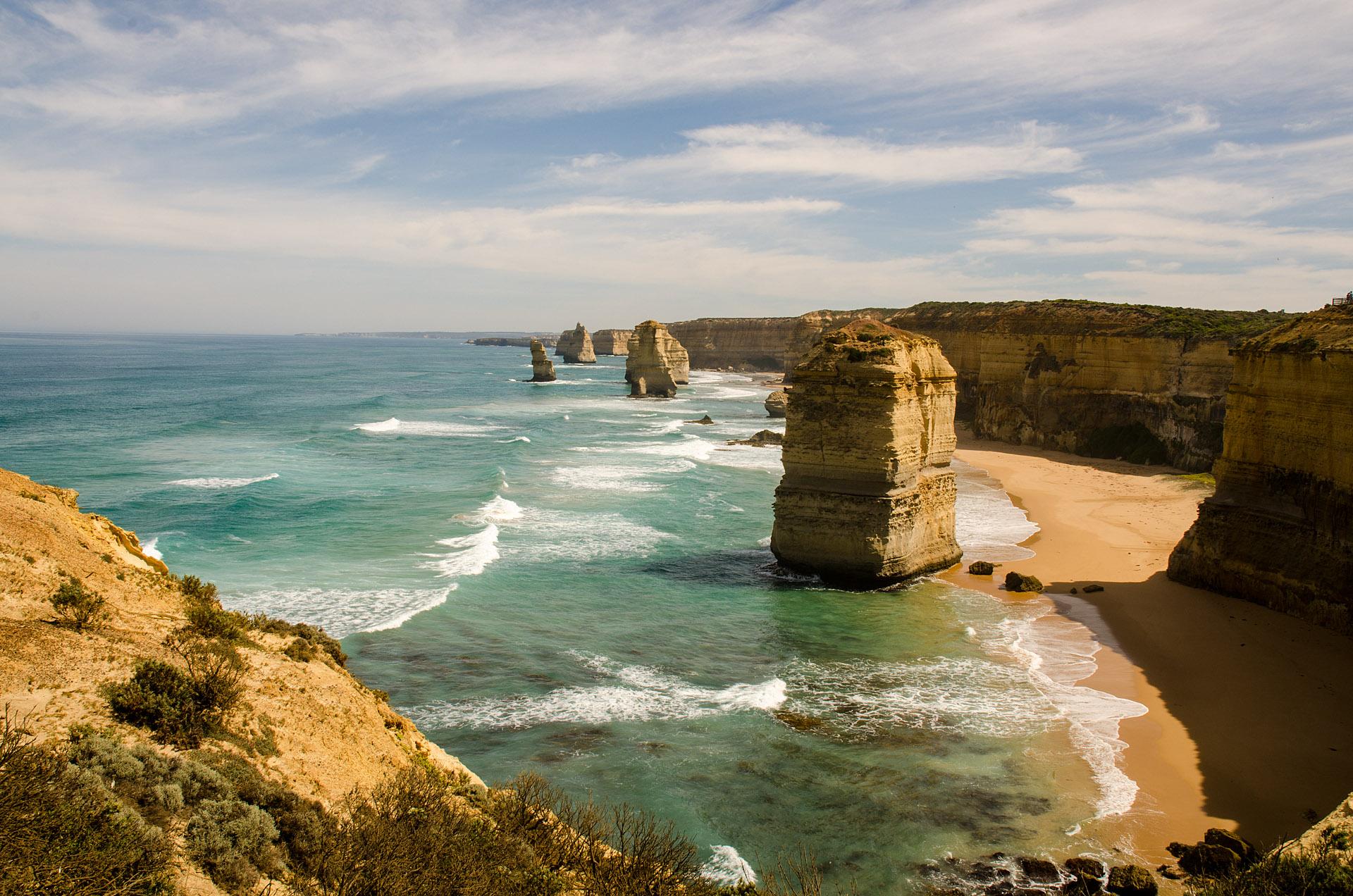 10 Amazing Australian Views