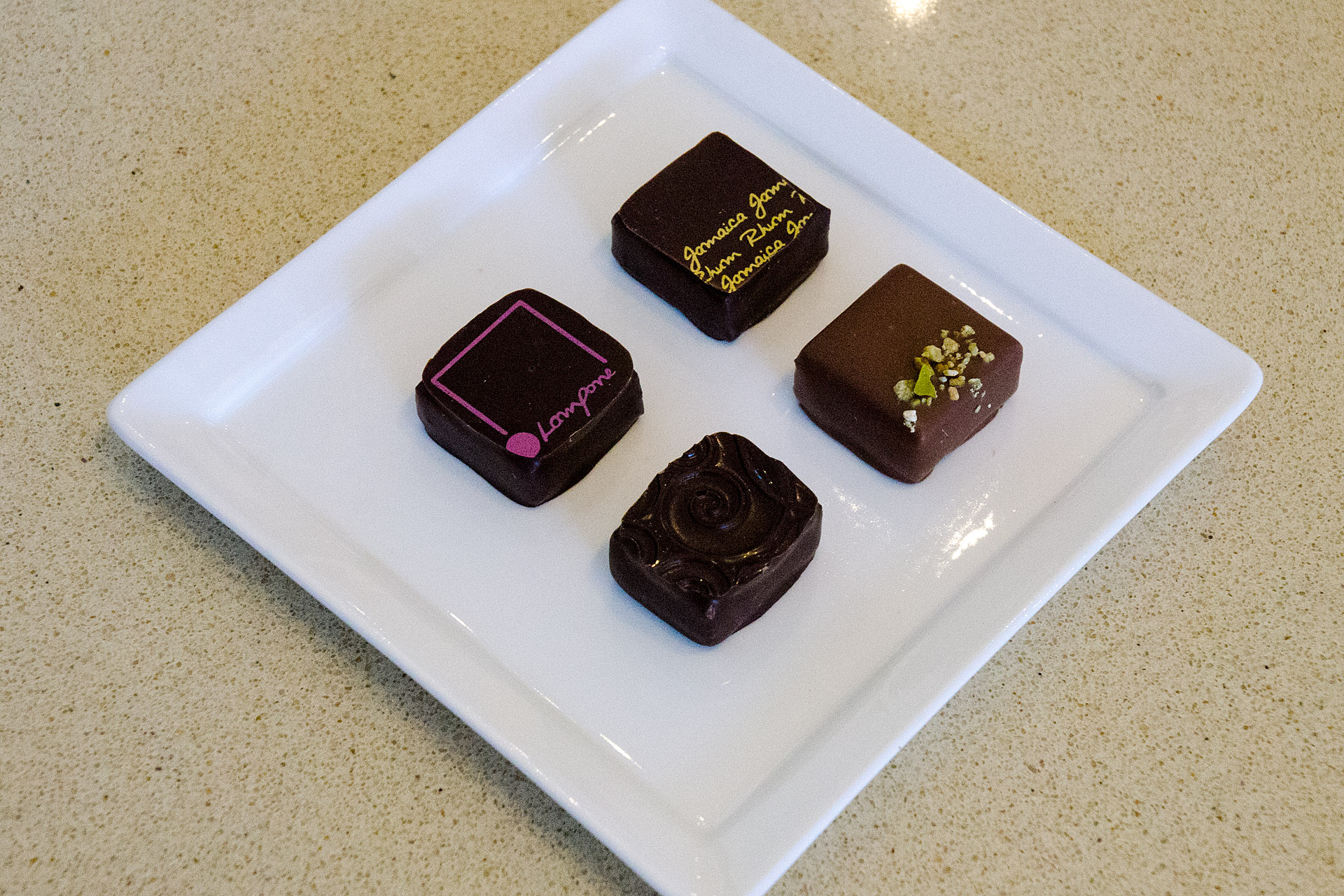 Slitti chocolates