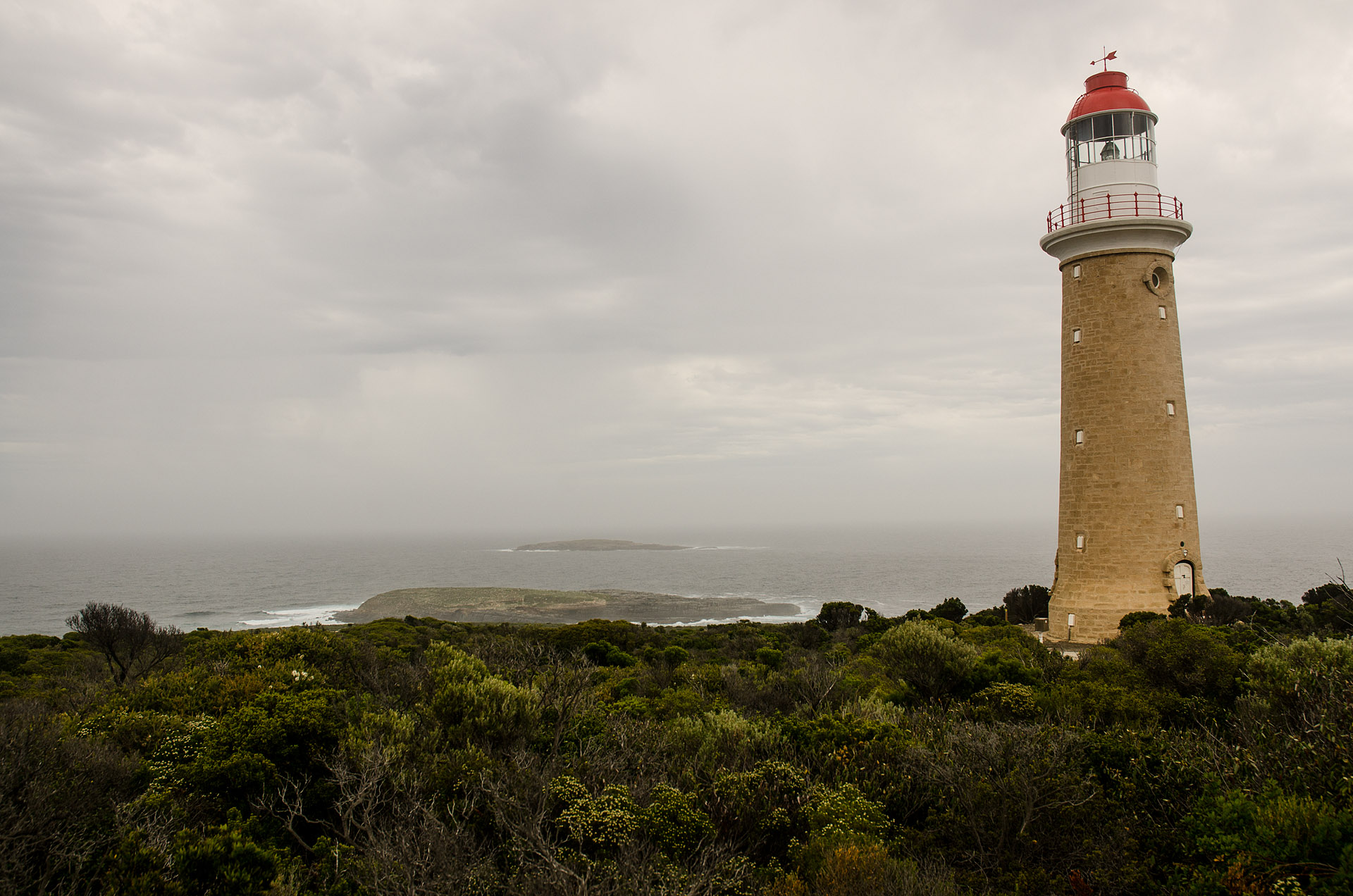 Cape du Couedic lighthouse