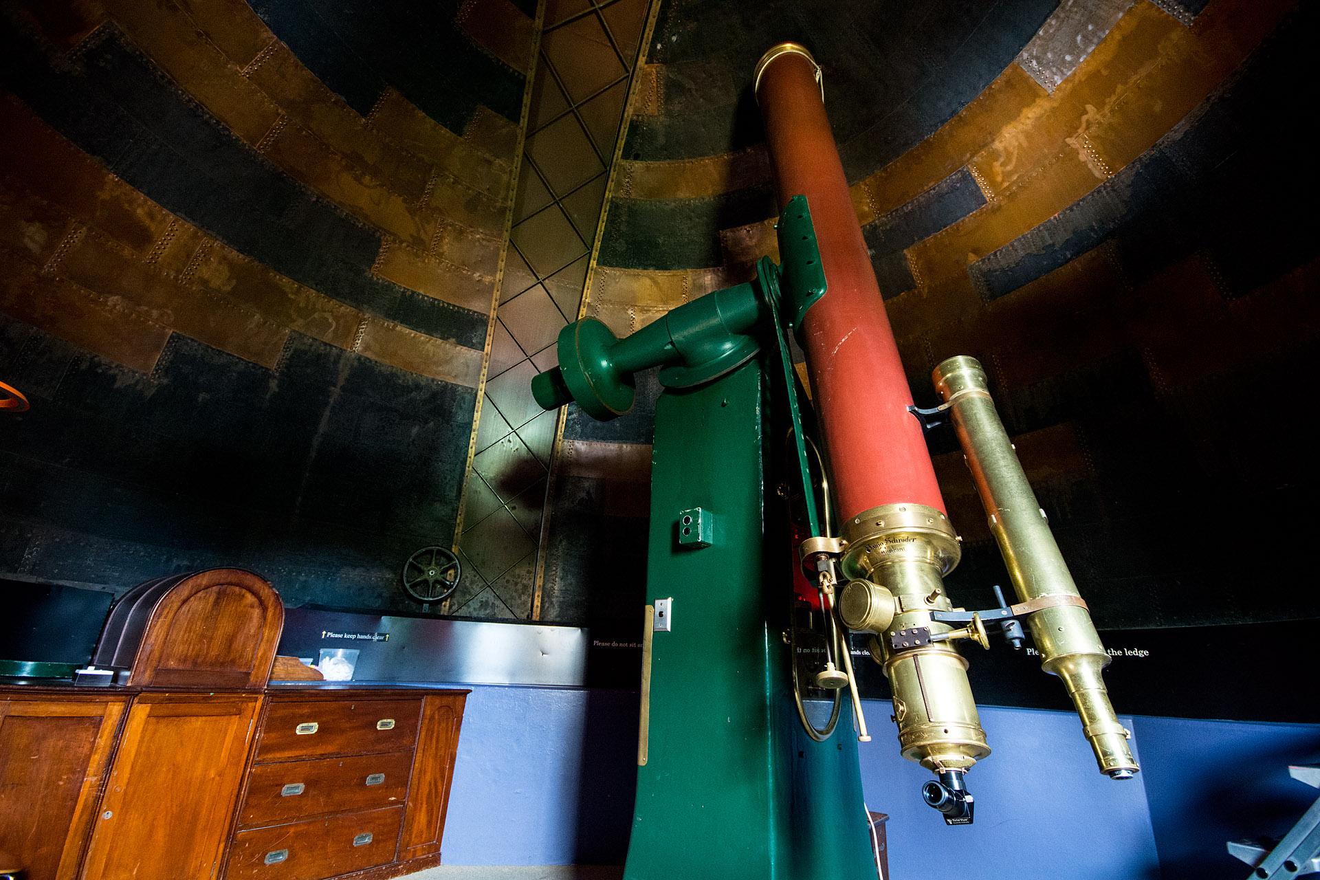 Australia's oldest telescope