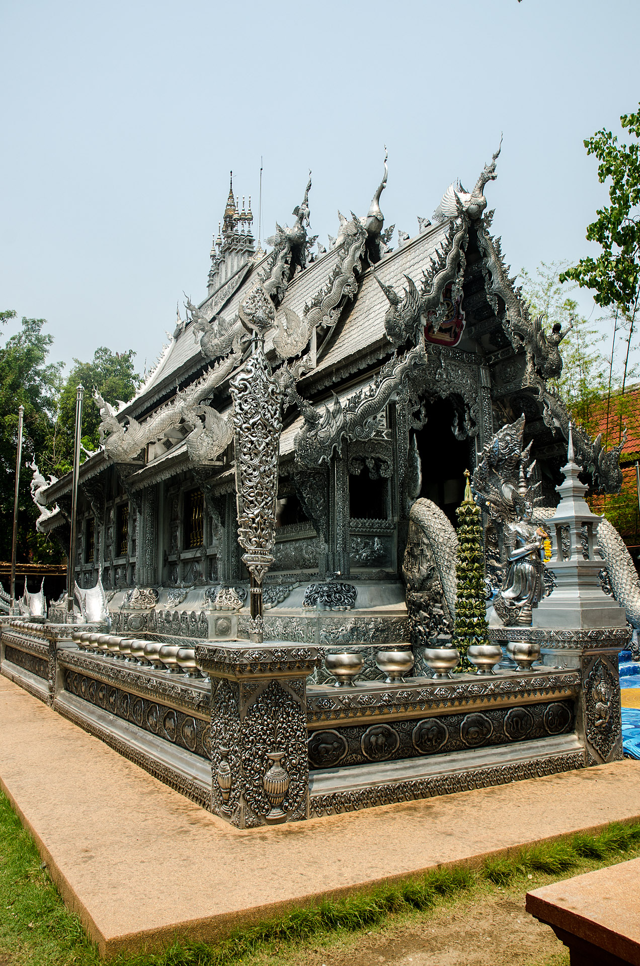 Wat Sri Suphan (Silver Temple)