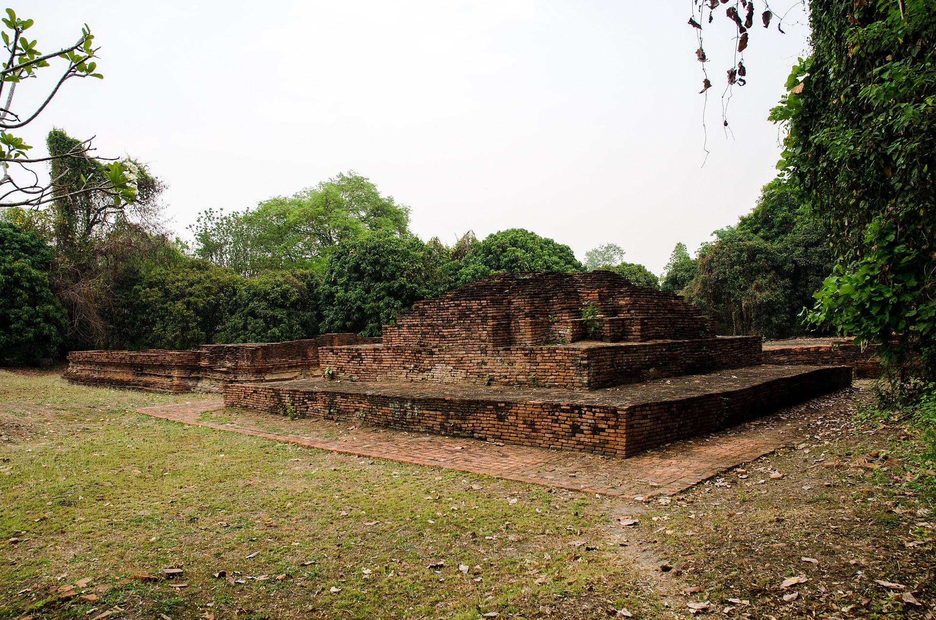 Wat Phaya Mangrai