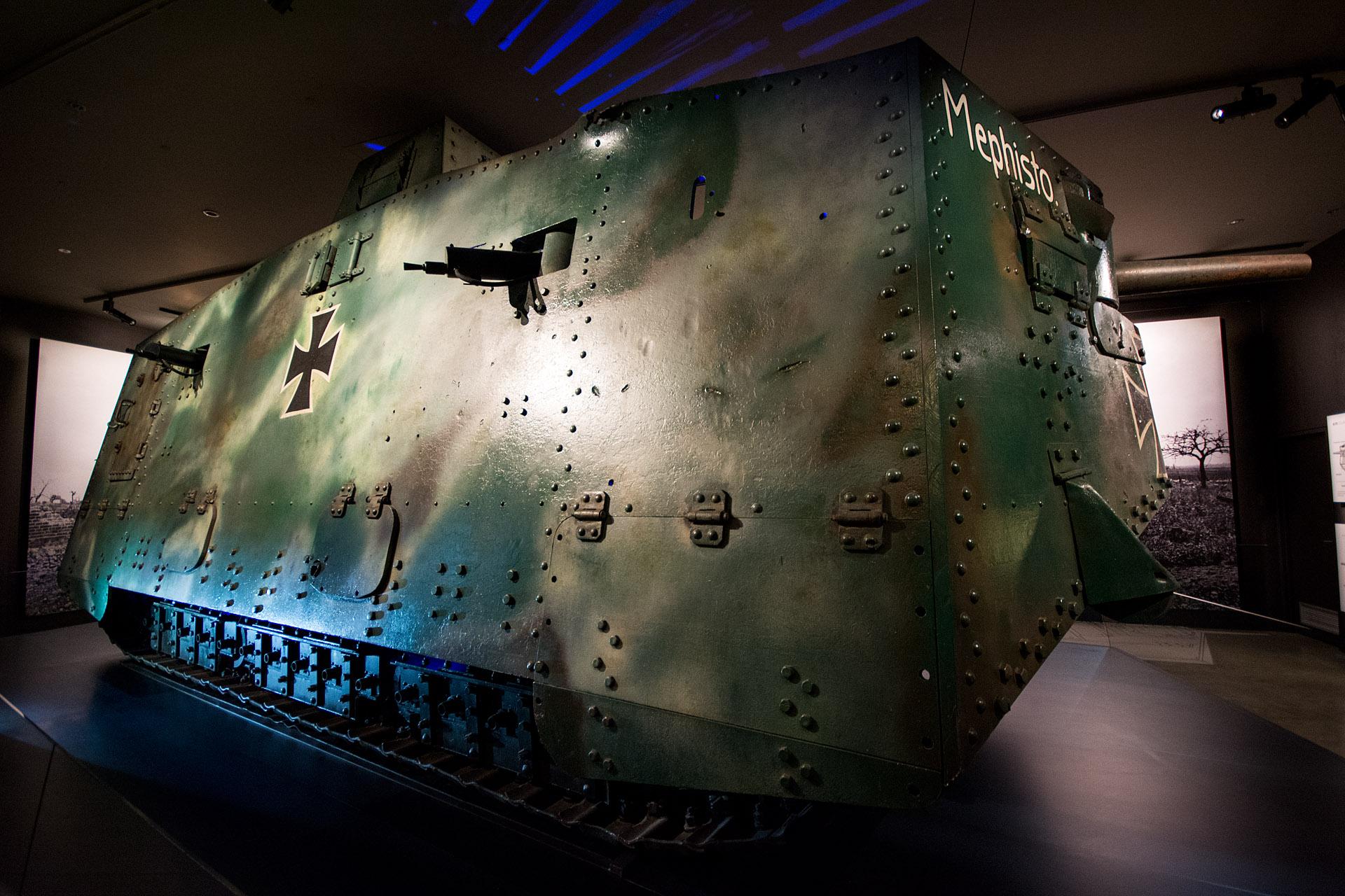 Mephisto (German A7V tank, 1918)