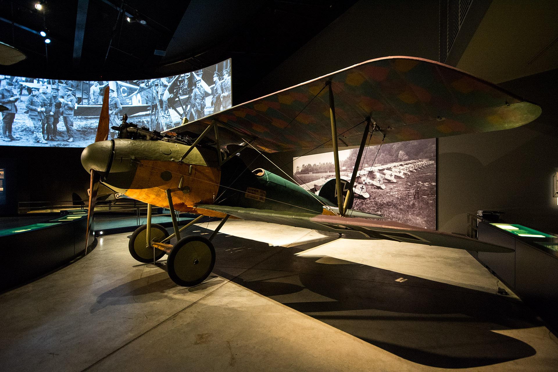 German Albatros (WWI fighter)