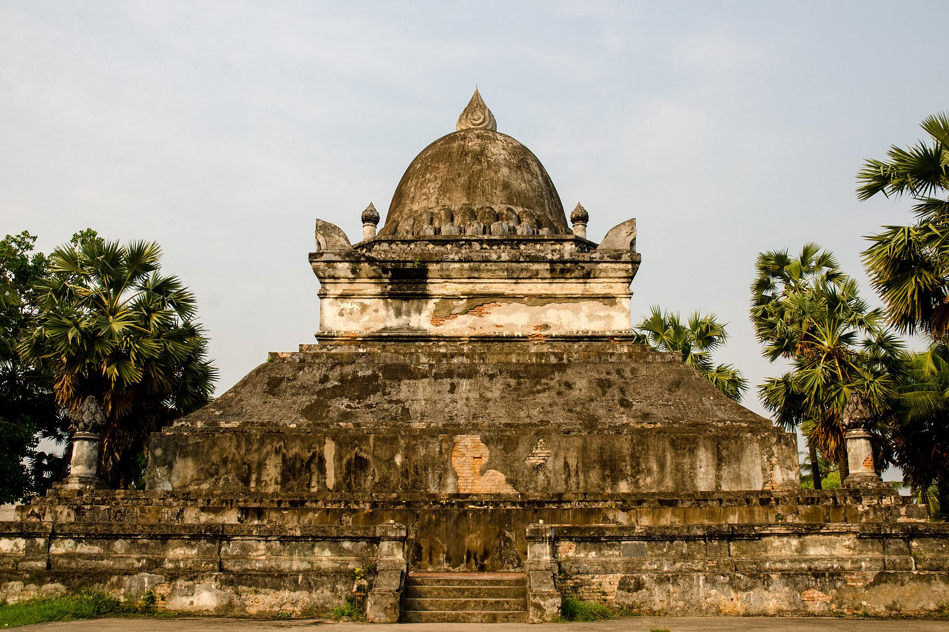 That Pathum (Lotus Stupa, Watermelon Stupa)