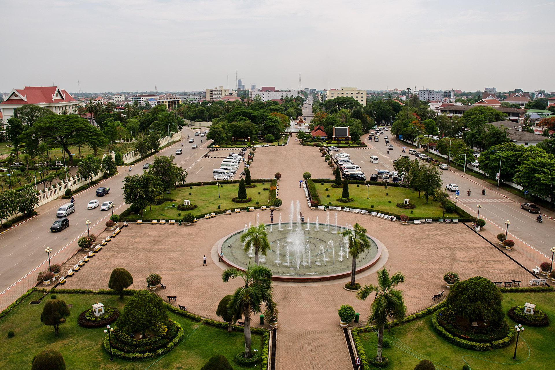 Patuxai Park