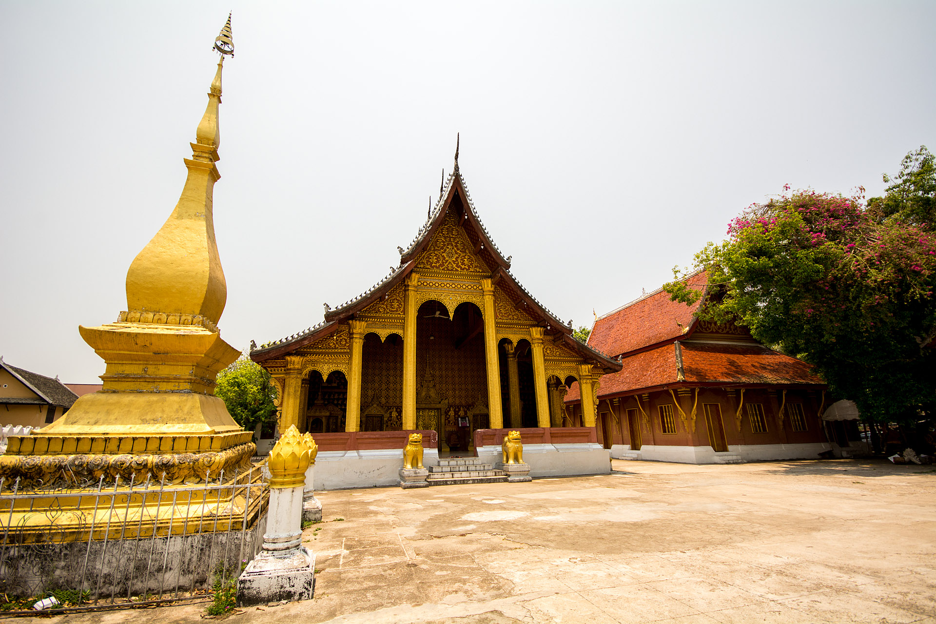 Wat Sensoukharam (Wat Sene)