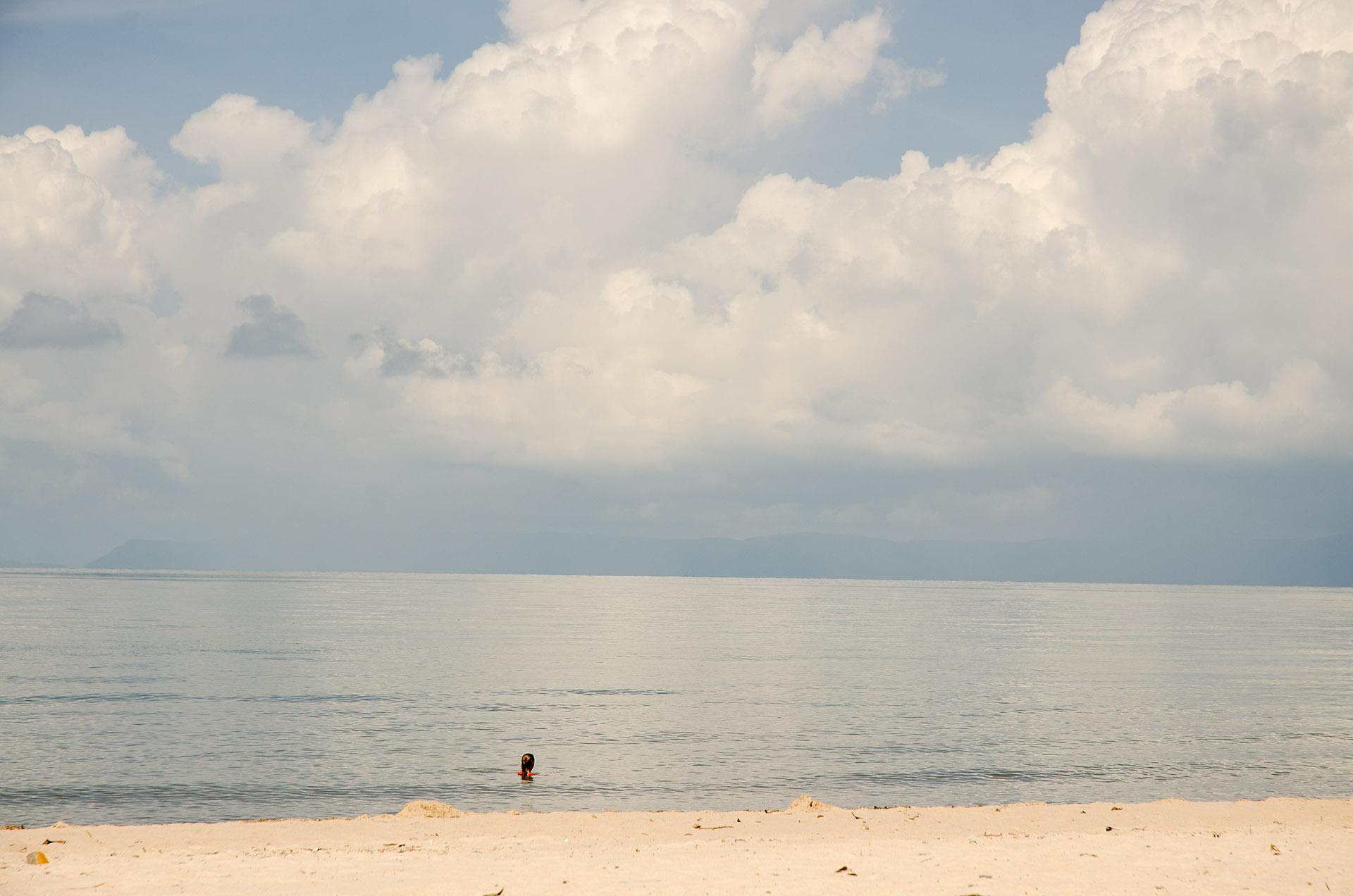 Chhak Kep Bay (Gulf of Thailand) all to myself