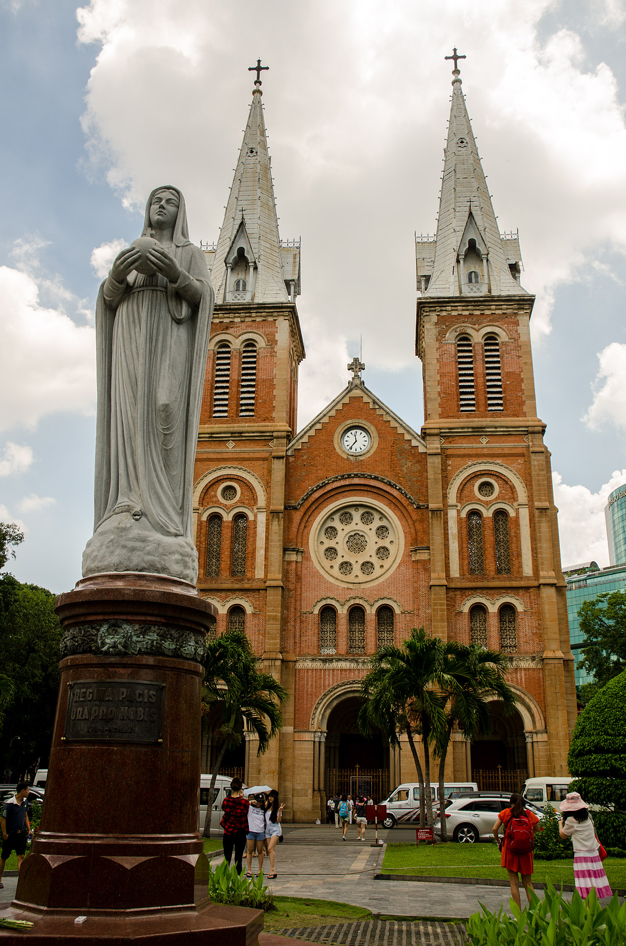 Saigon Notre Dame Basilica