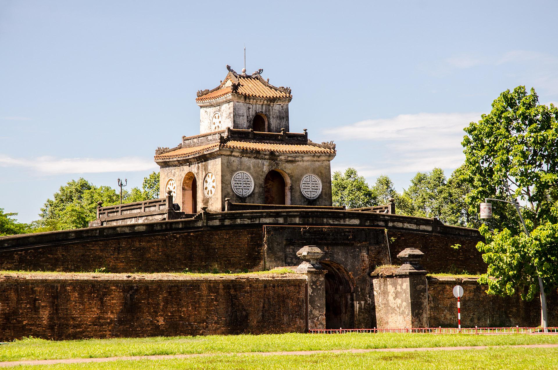 Quang Duc Gate