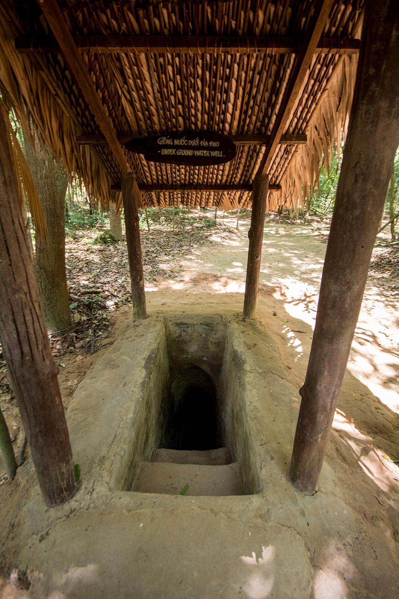 Underground well