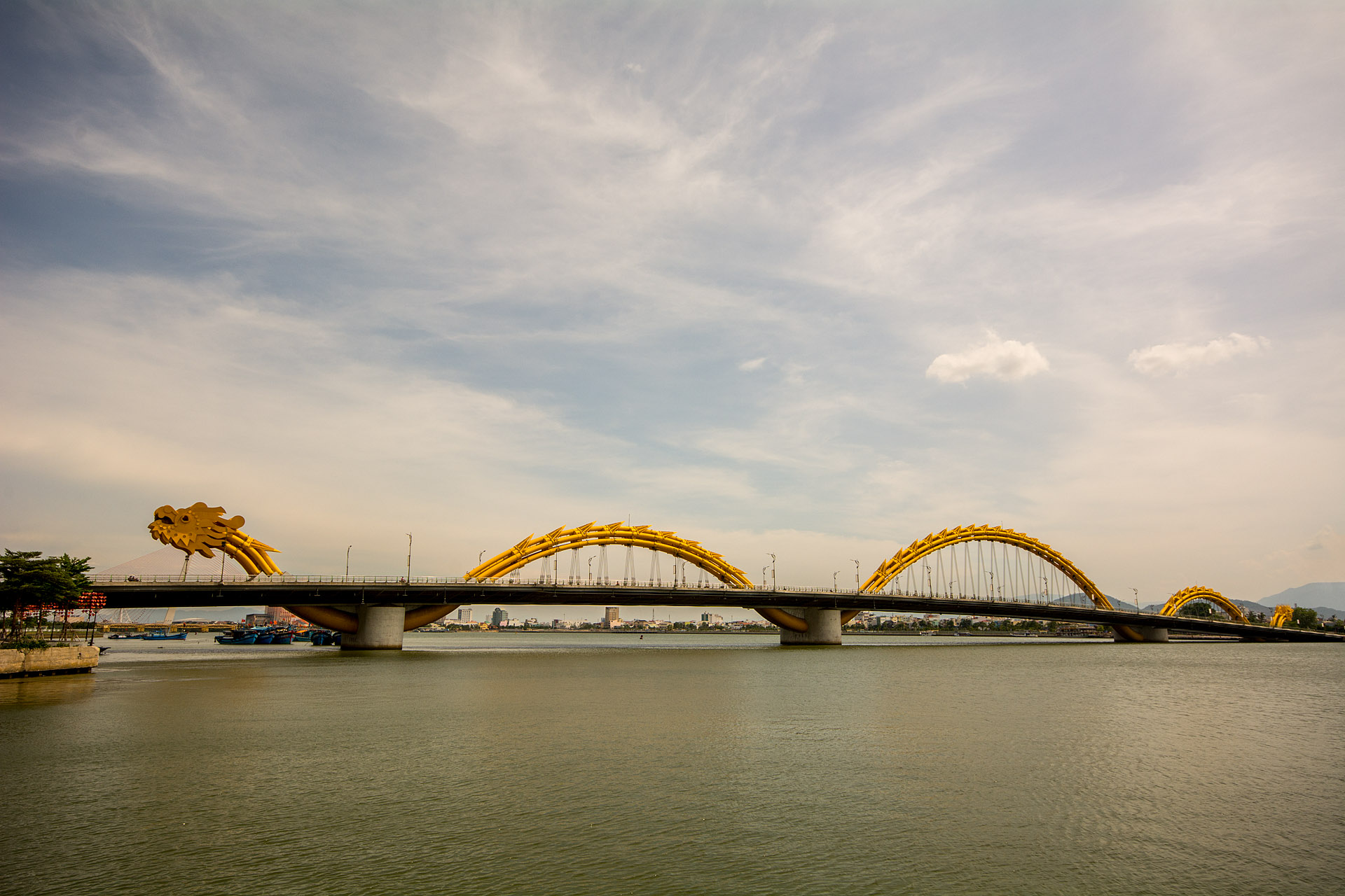 Dragon Bridge (Cau Rong)