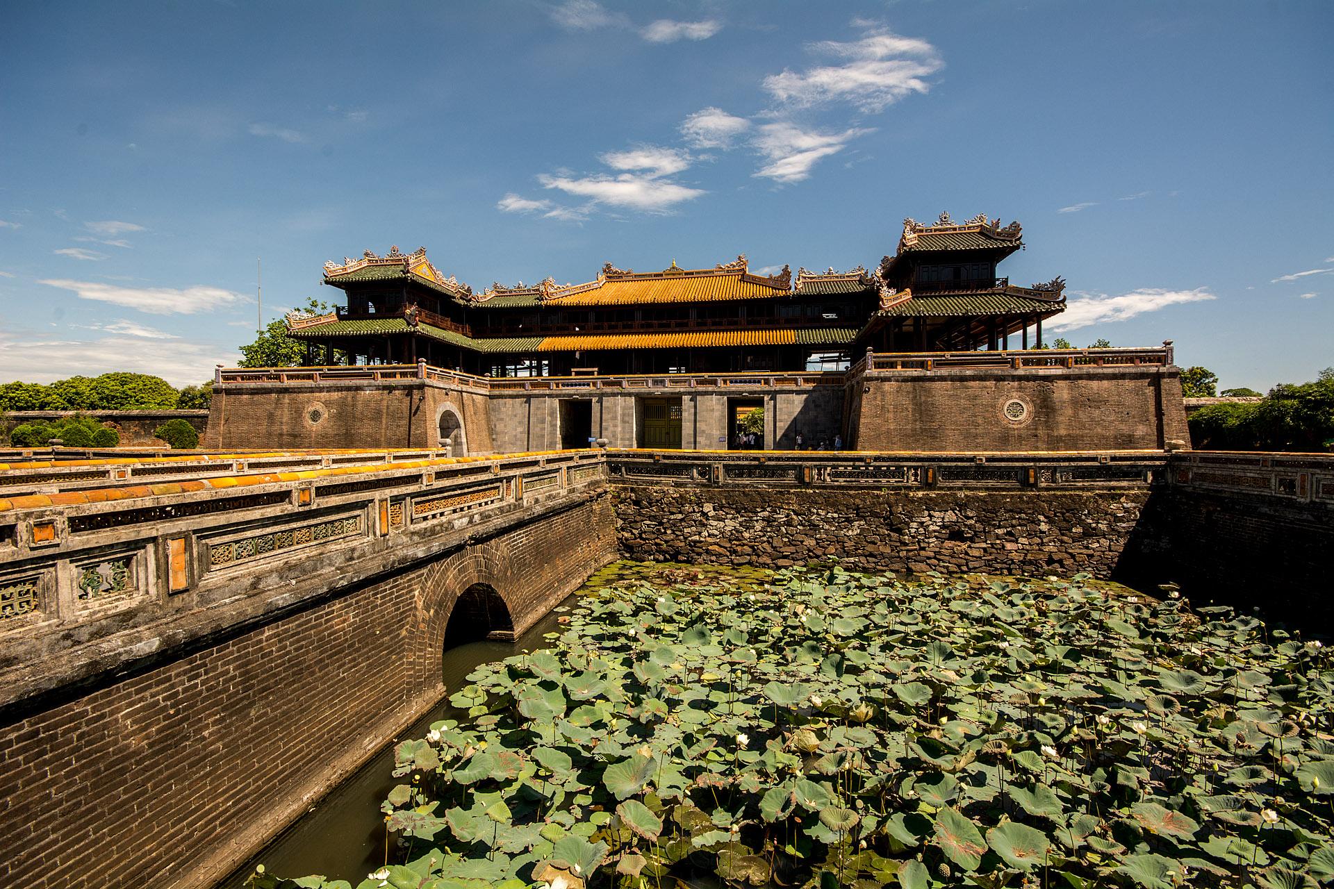 Ngo Mon (Southern Gate)