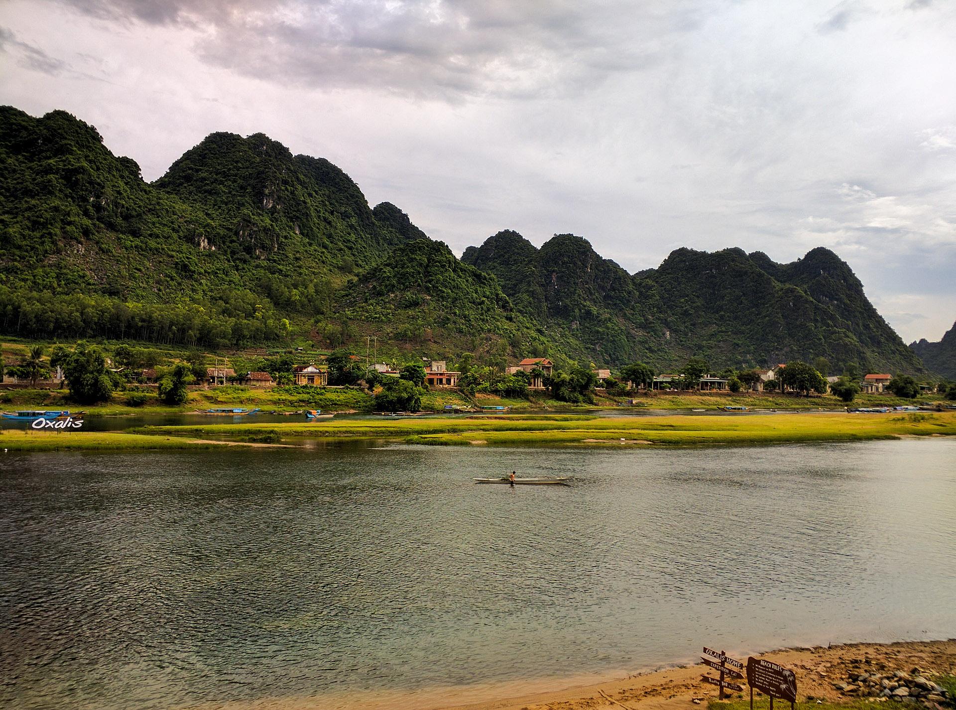 Côn River, Phong Nha-Ke Bang National Park