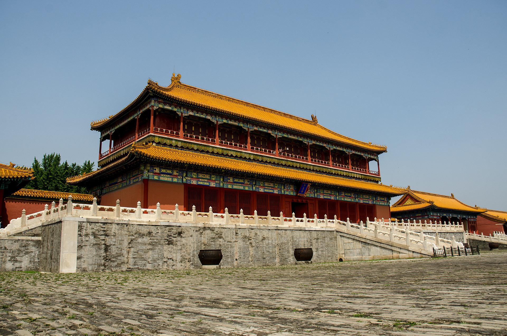 Hong Yi Pavillion
