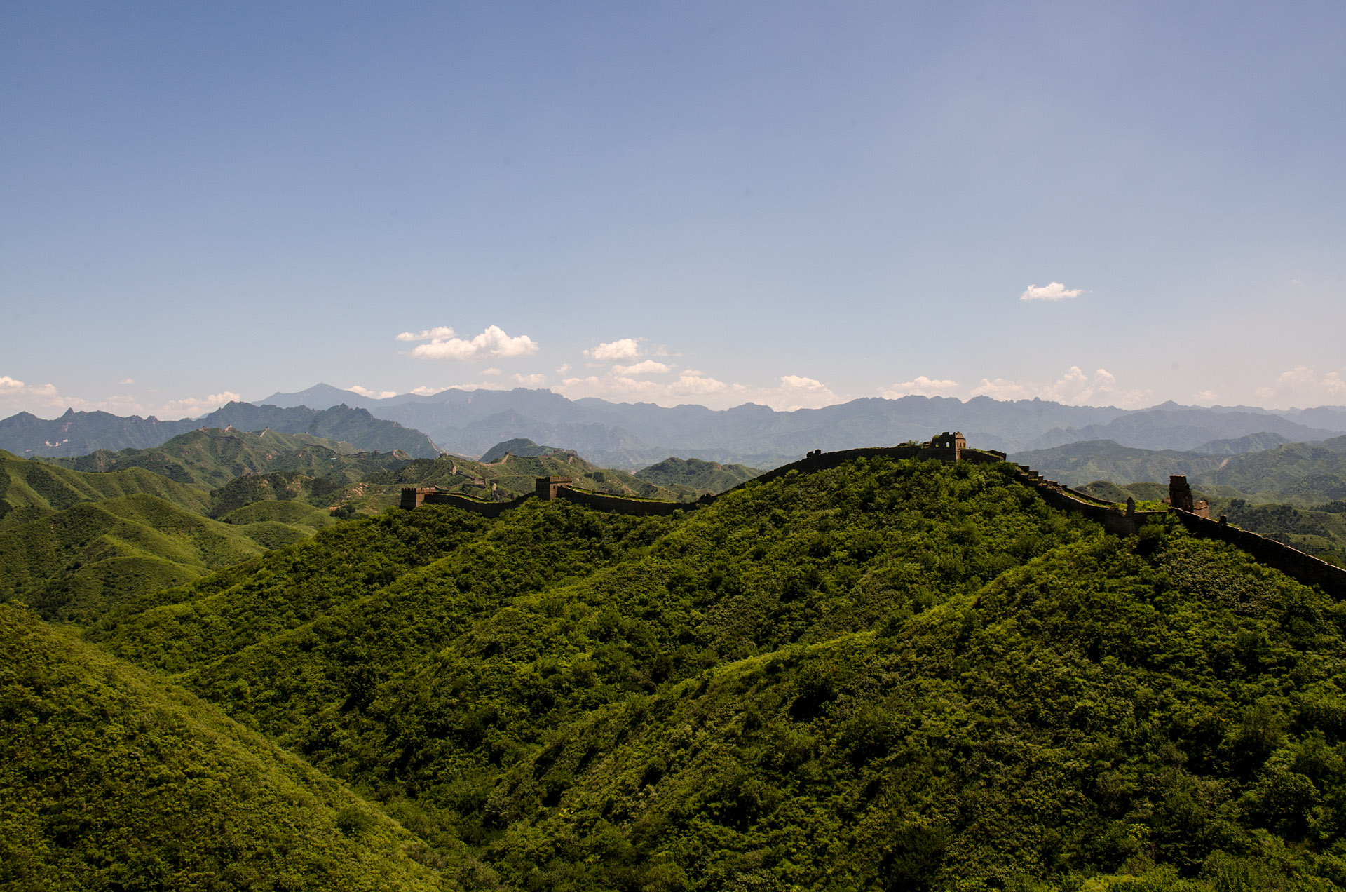 Great Wall - Jinshanling