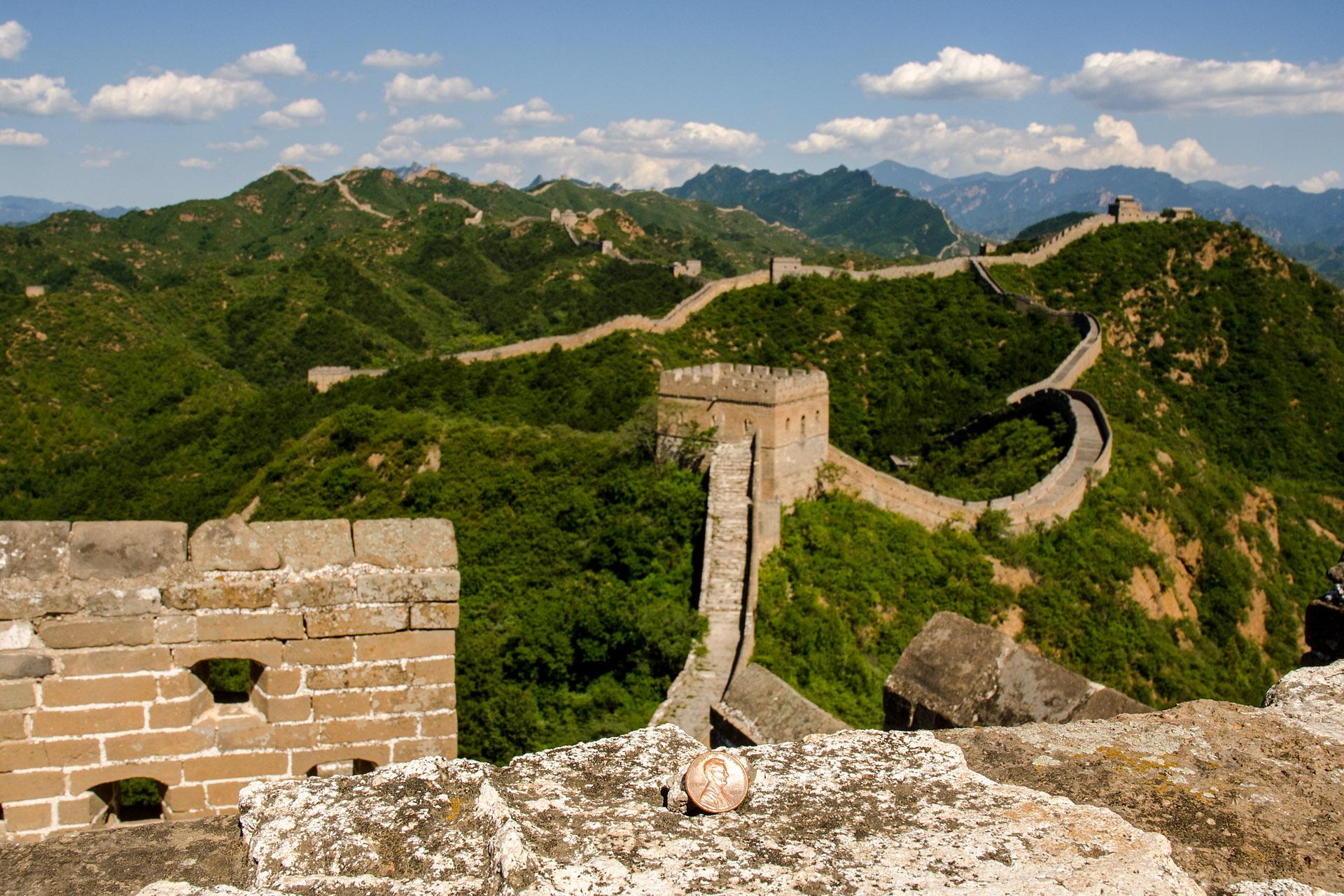 Great Wall (Jinshanling)
