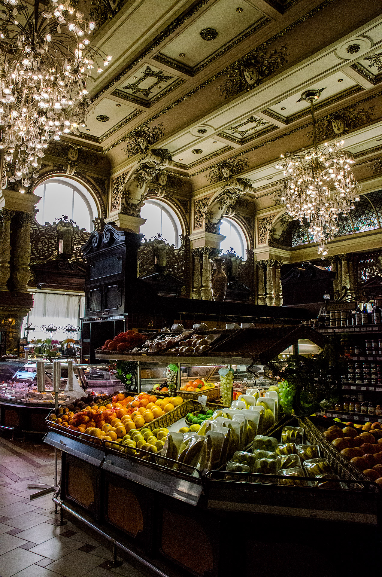 World's prettiest grocery?