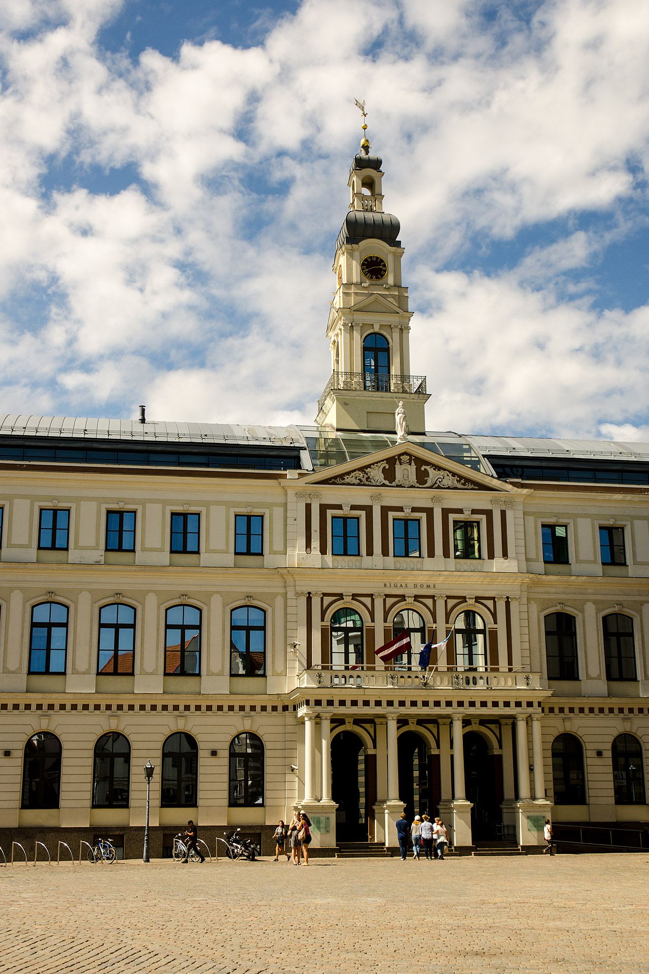 City Council building