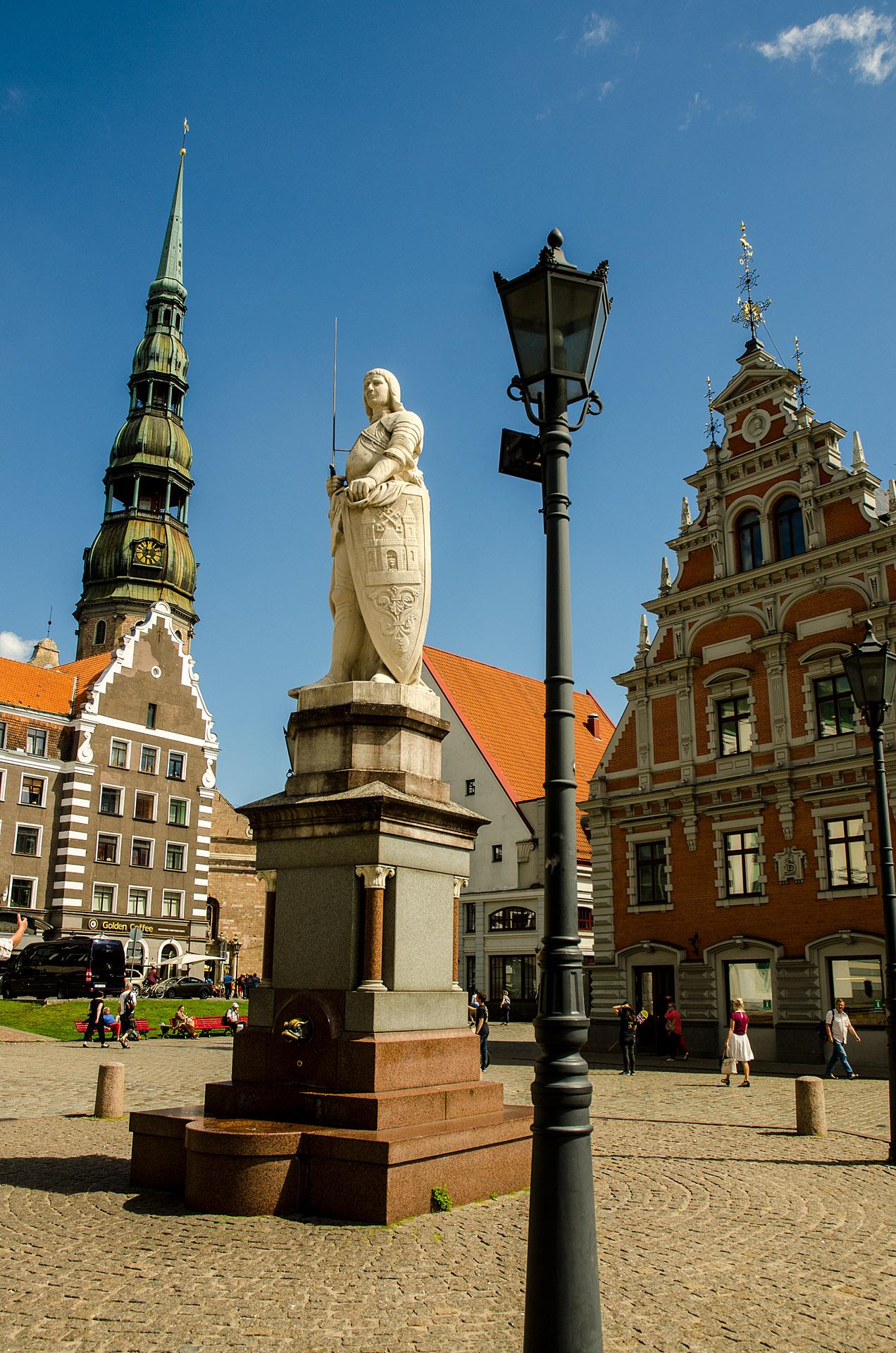 Statue of Roland
