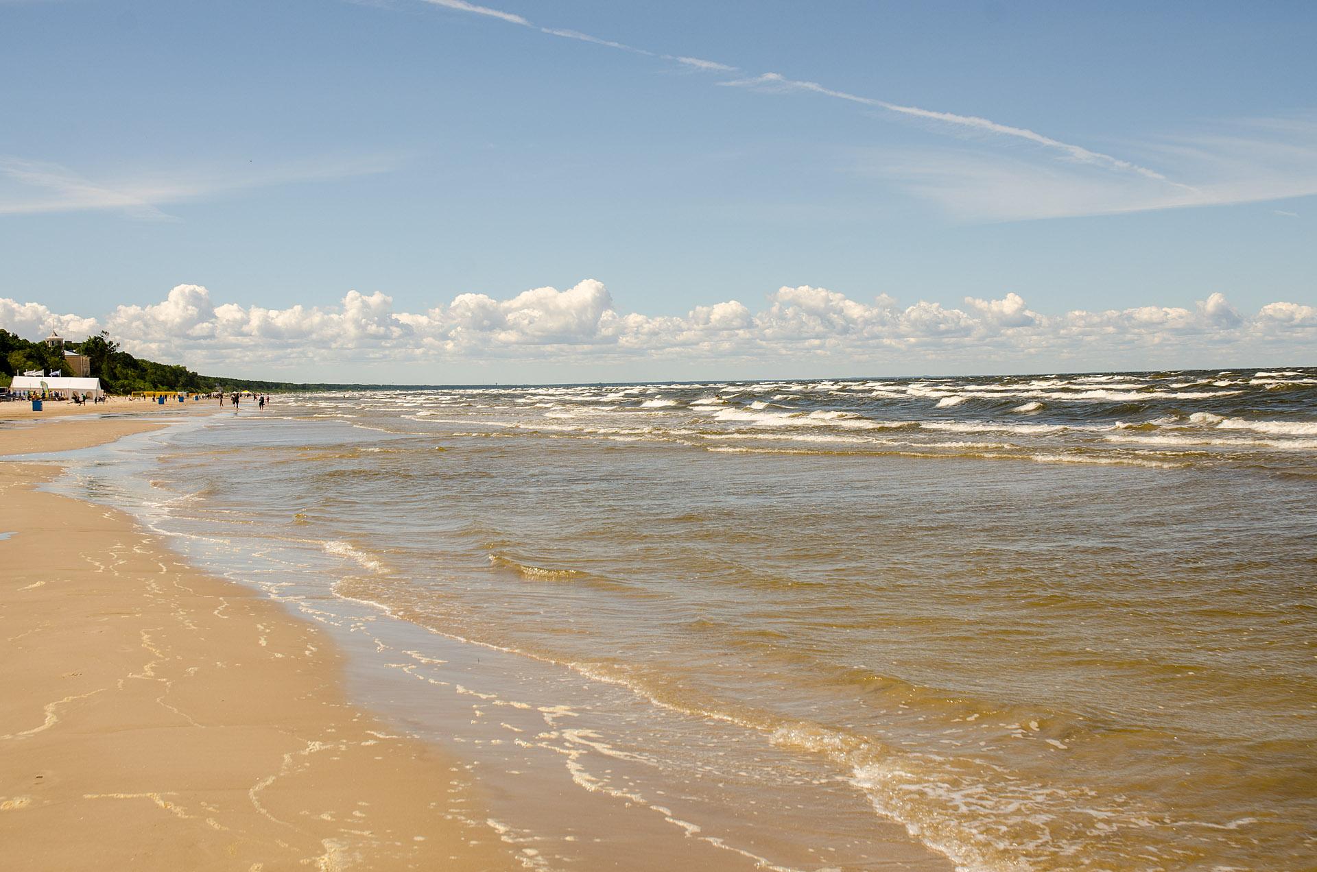 Baltic Sea beaches
