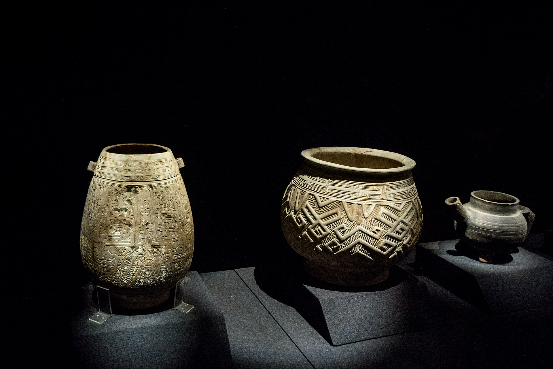 Shang, Zhou, Qin & Western Han Dynasties (1600 BCE - 220 AD)