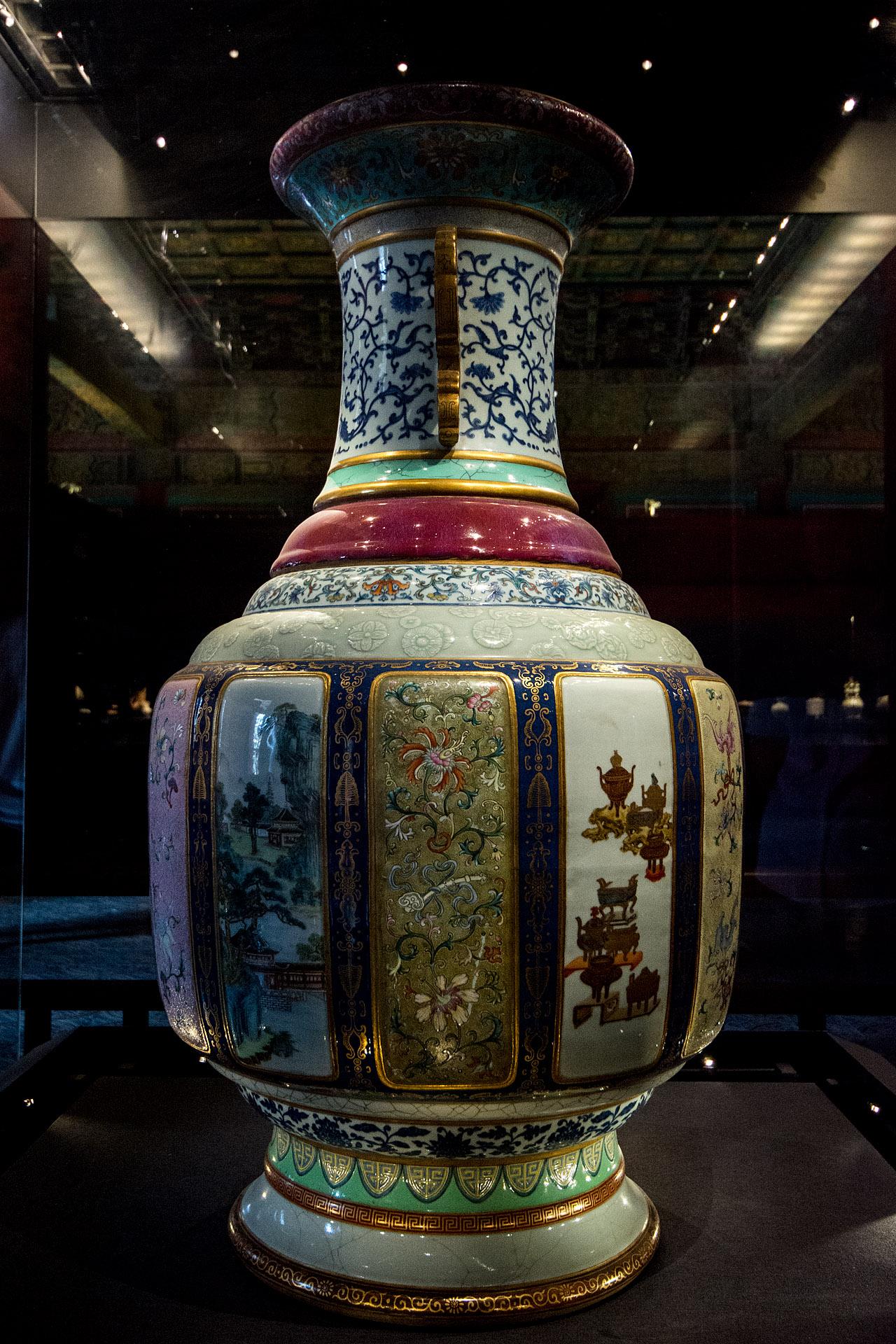 Qing Dynasty, Qianlong Emperor (1736 - 1795)