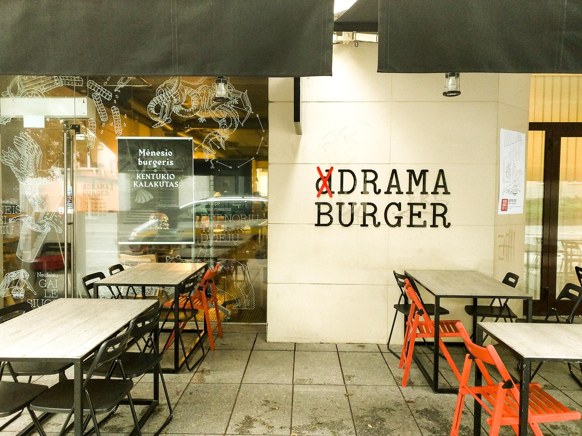 Drama Burger