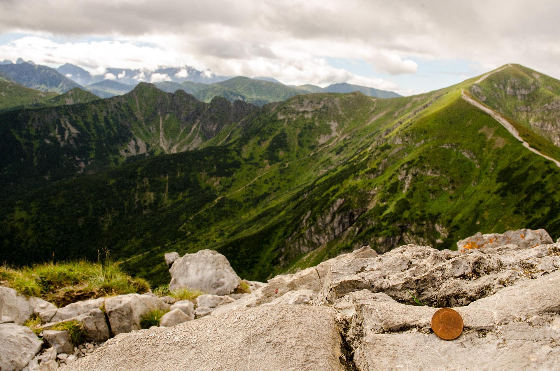 Giewont, Tatra National Park, Poland