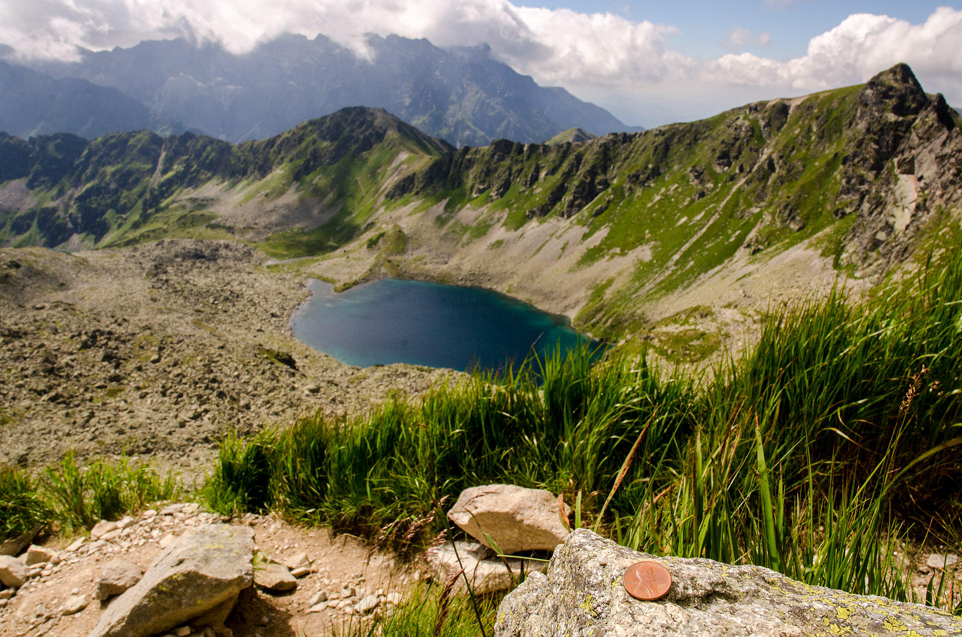 Valley of the Five Polish Lakes, Tatra National Park, Poland