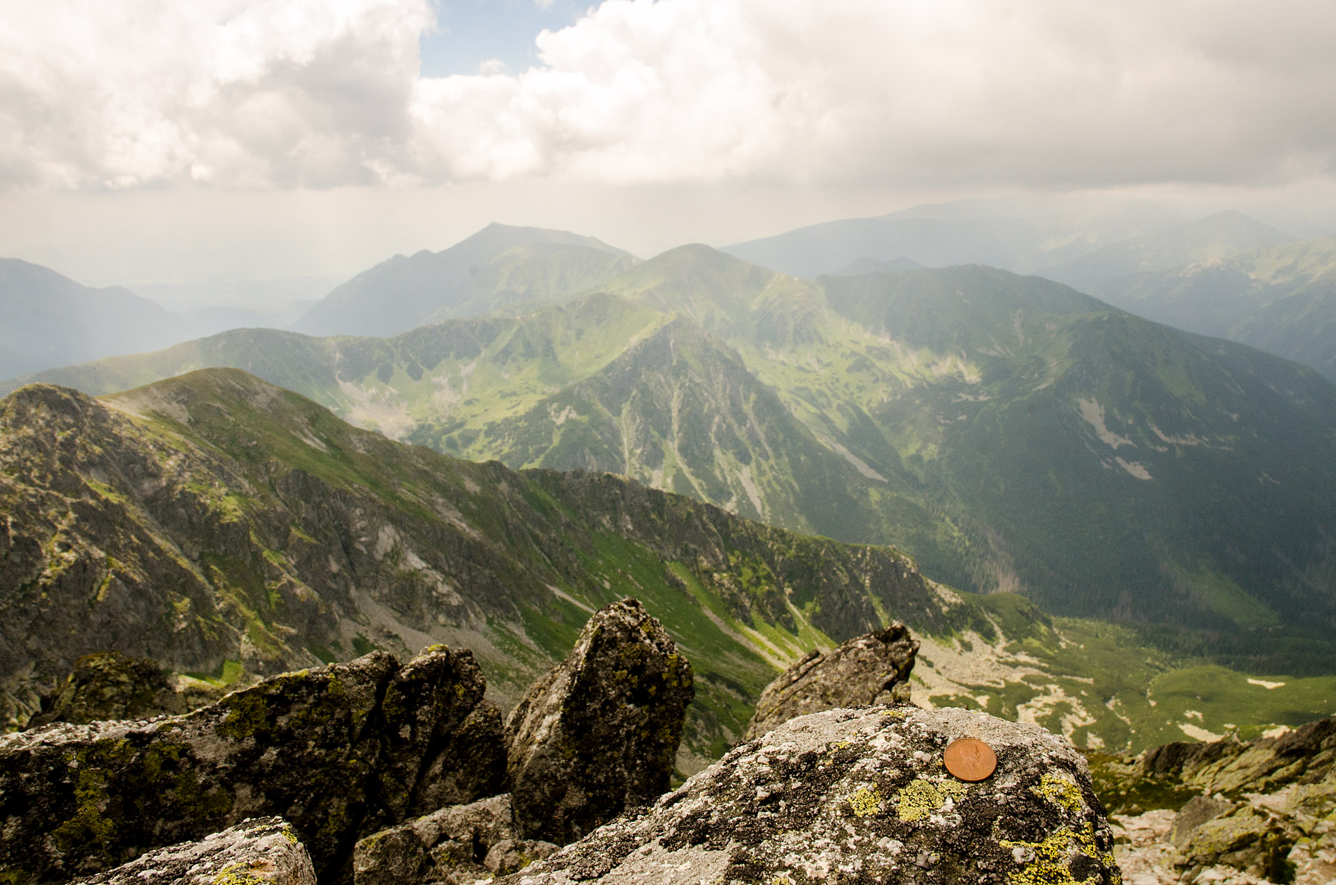 Swinica summit, Tatra National Park, Poland