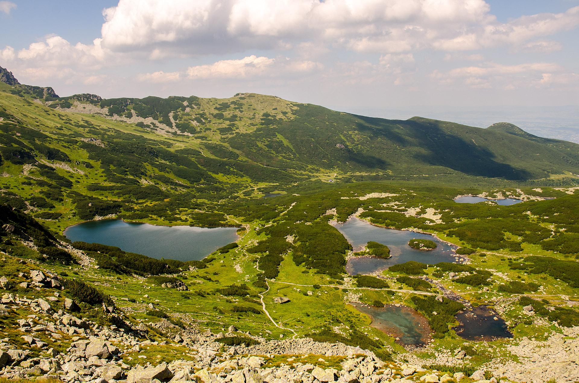 Dolina Gasienicowa ('Valley Track')