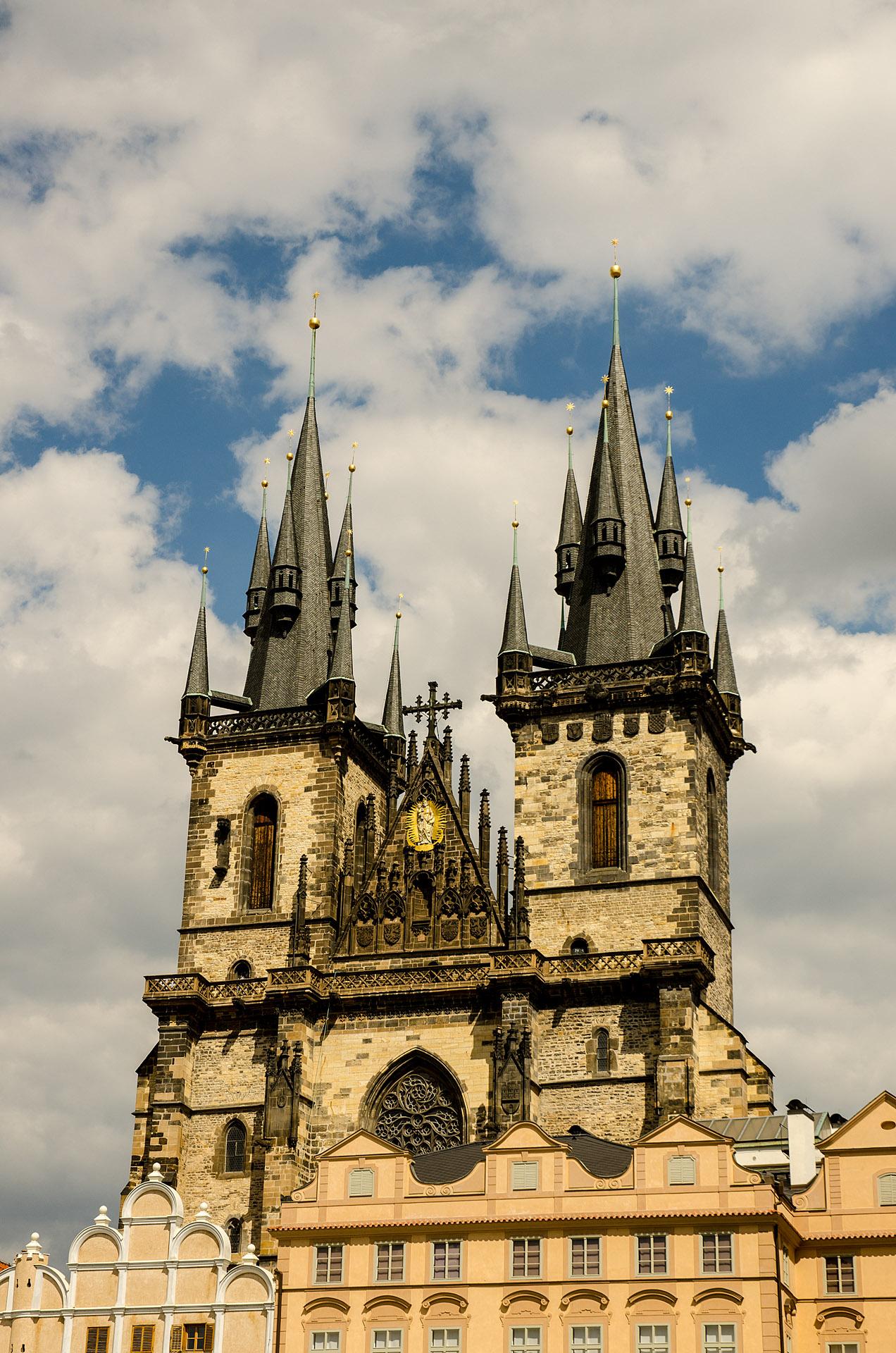 Church of Our Lady before Tyn (Tyn Church)