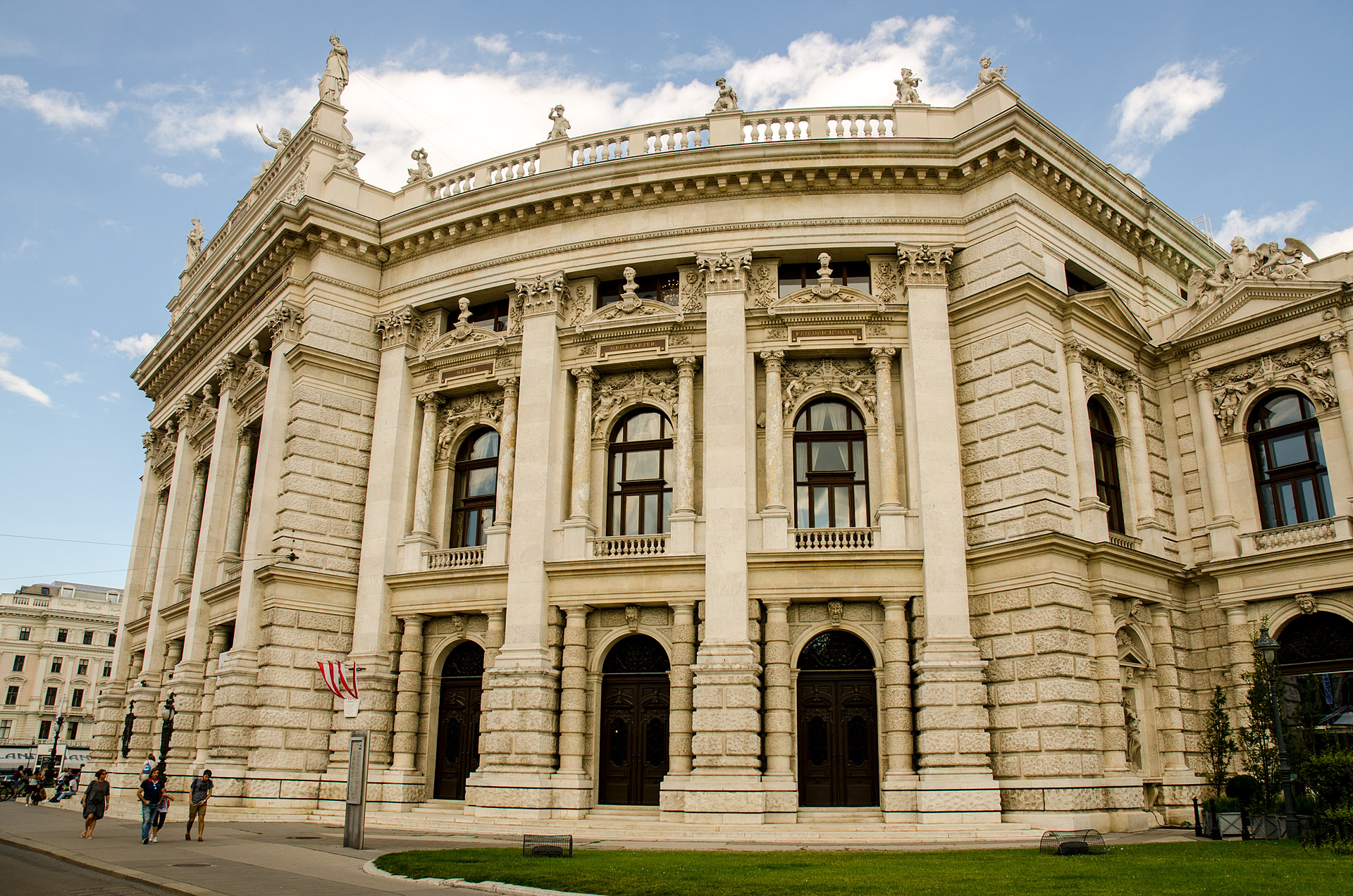 Burgtheater (National Theater)