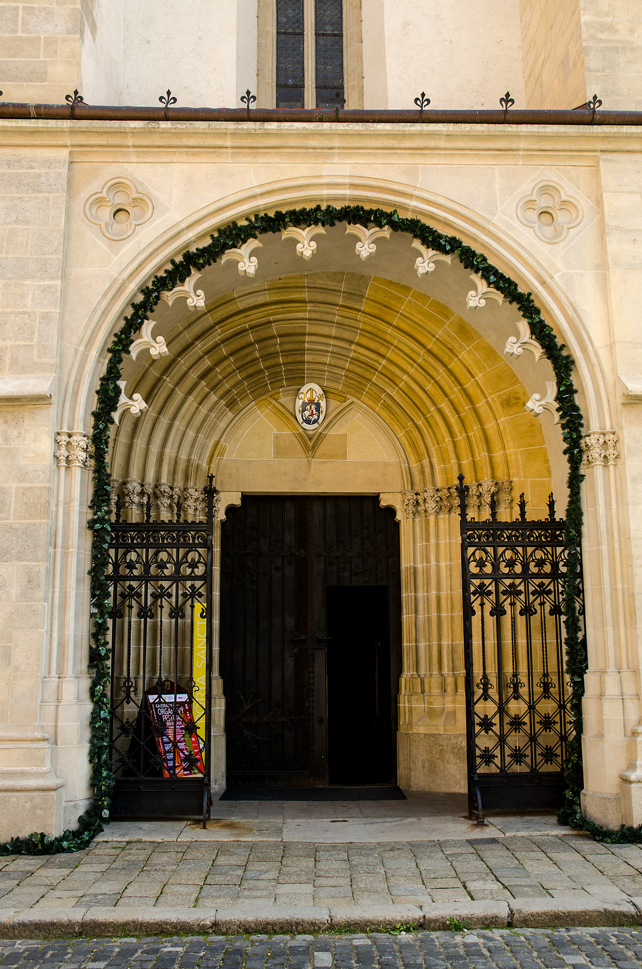 Holy Door (St. Martin's Cathedral)