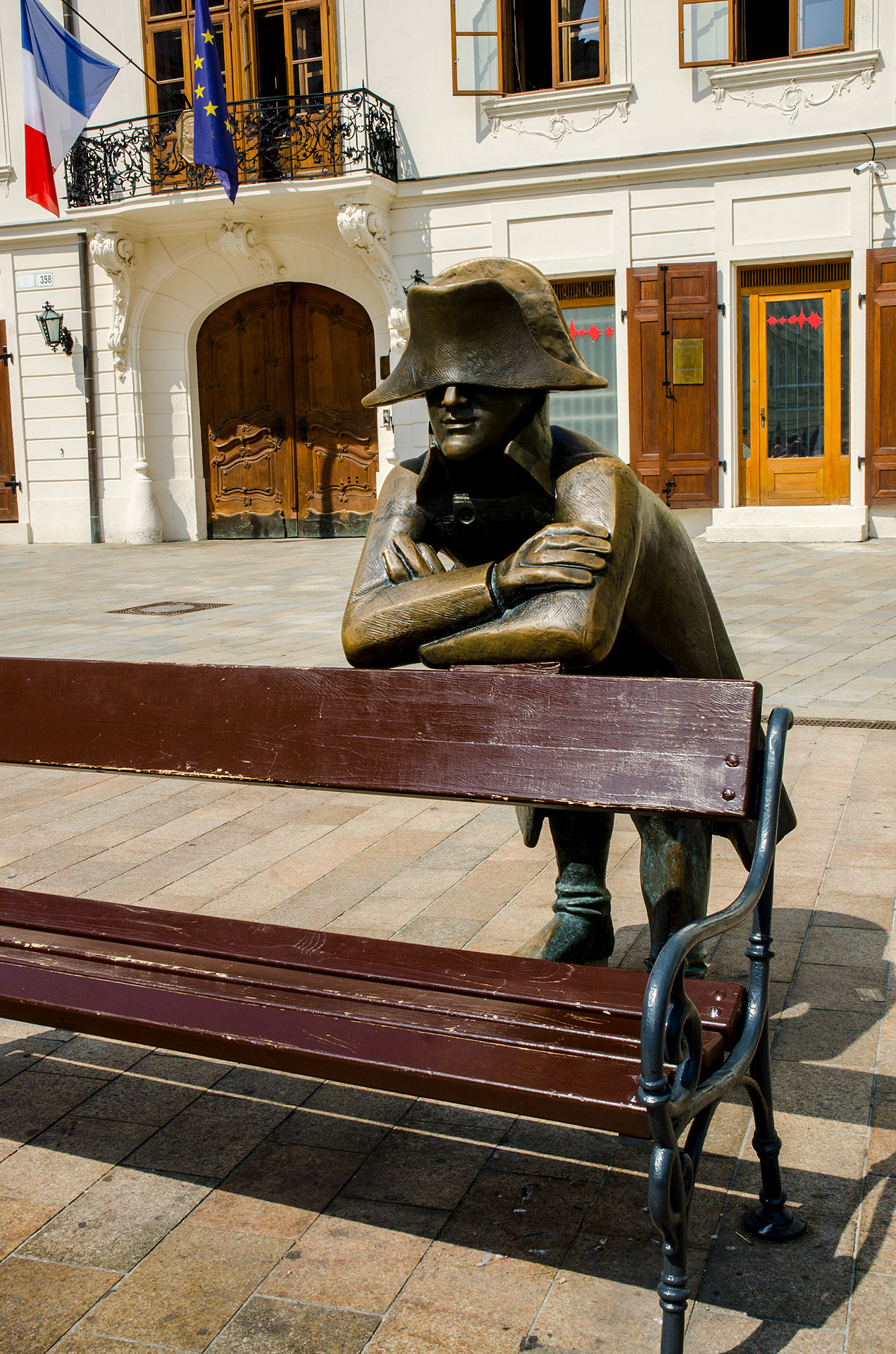Napoleon's soldier (Main Square)
