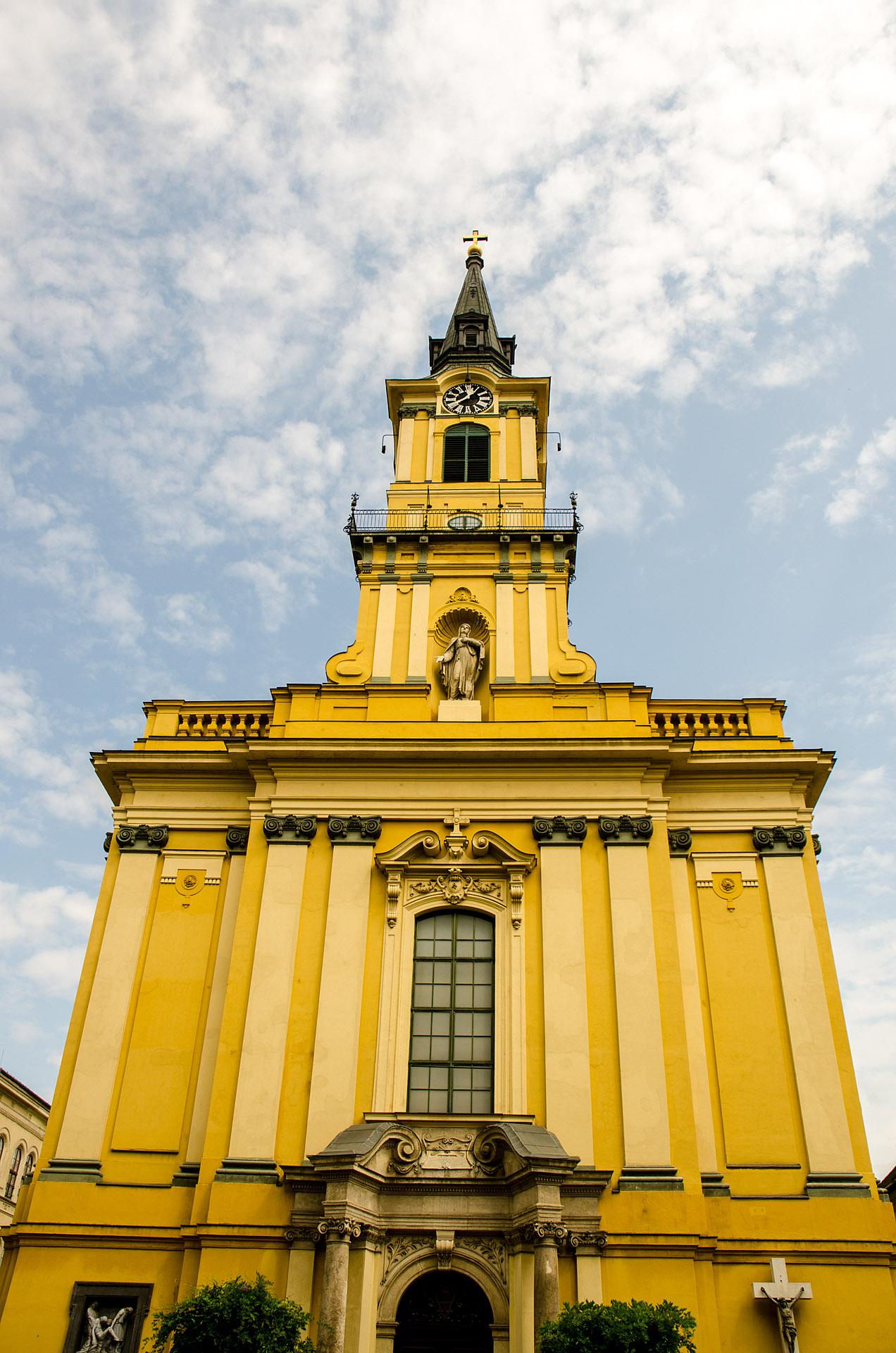 Church of St. Teresa of Avila