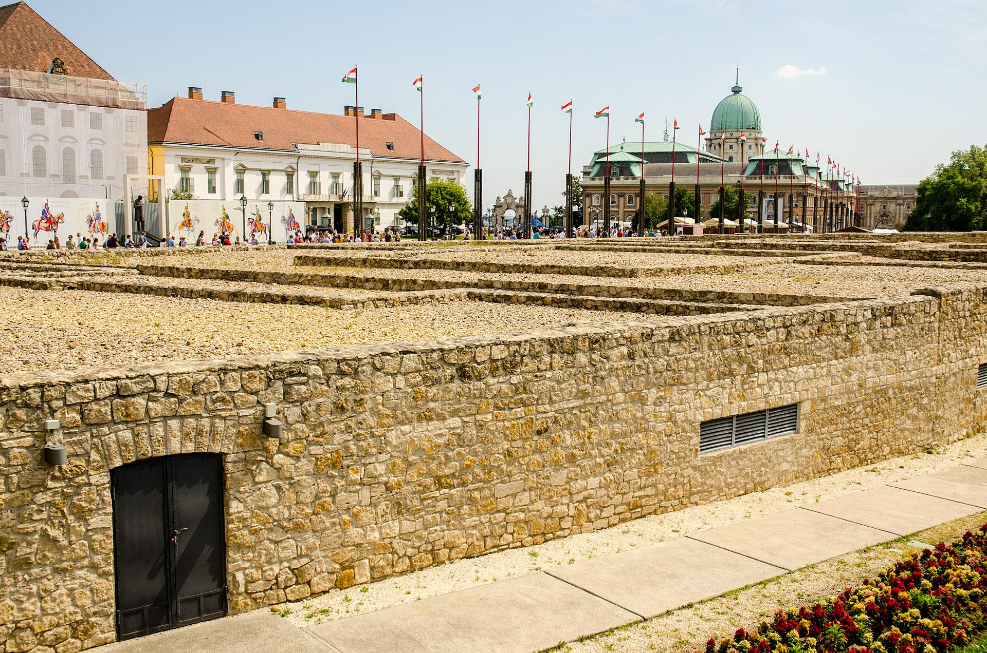 Buda Castle (foundations)