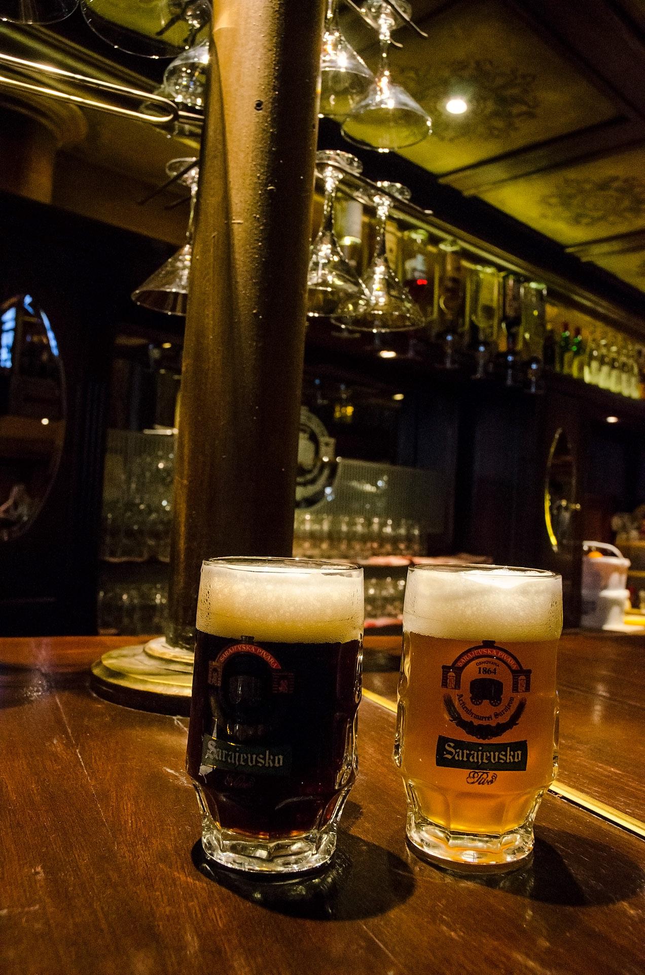 Dark lager & mid lager