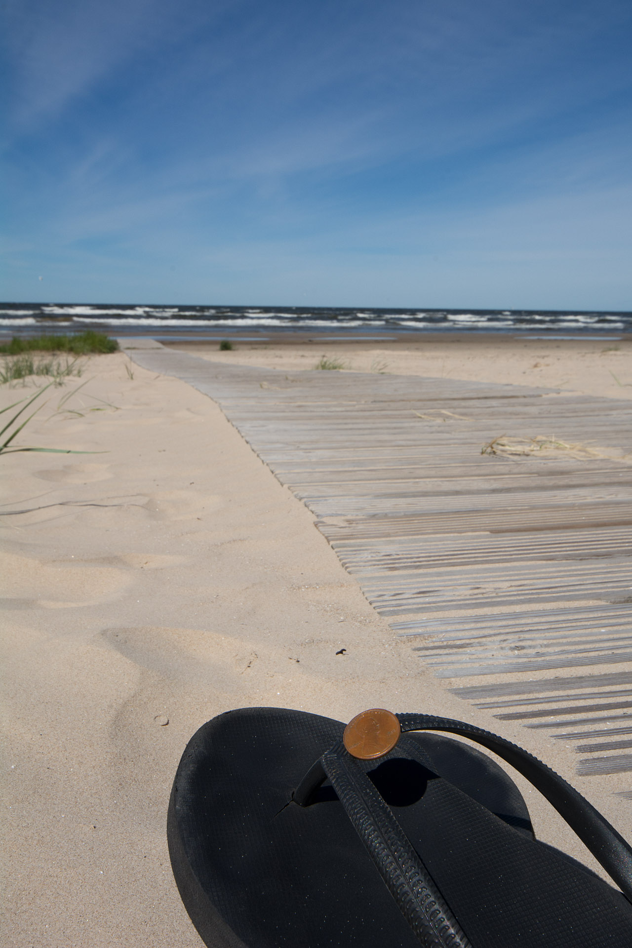 The Baltic Sea, Jurmala, Latvia