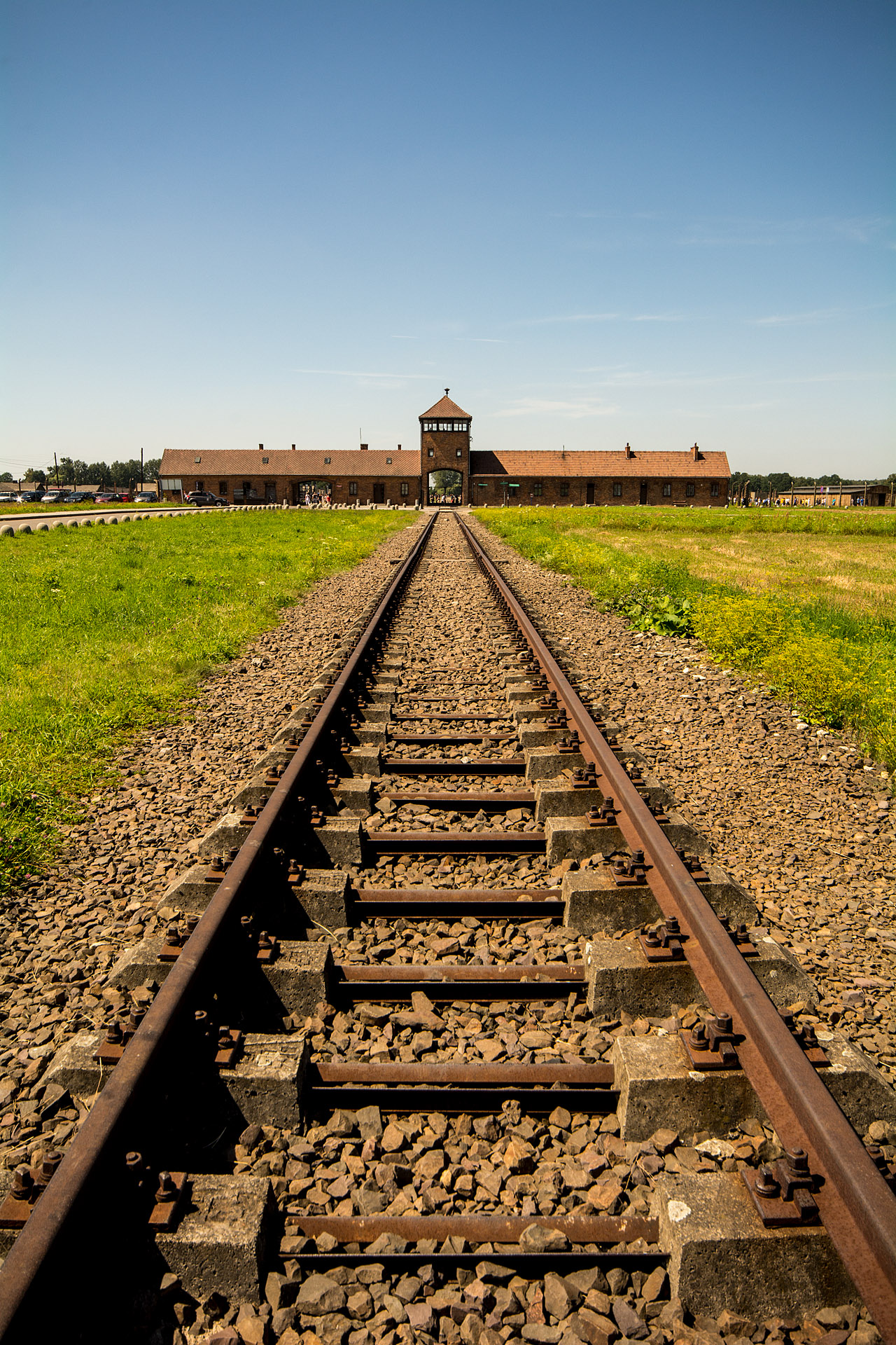 'Gate of Death' (Auschwitz II - Birkenau)