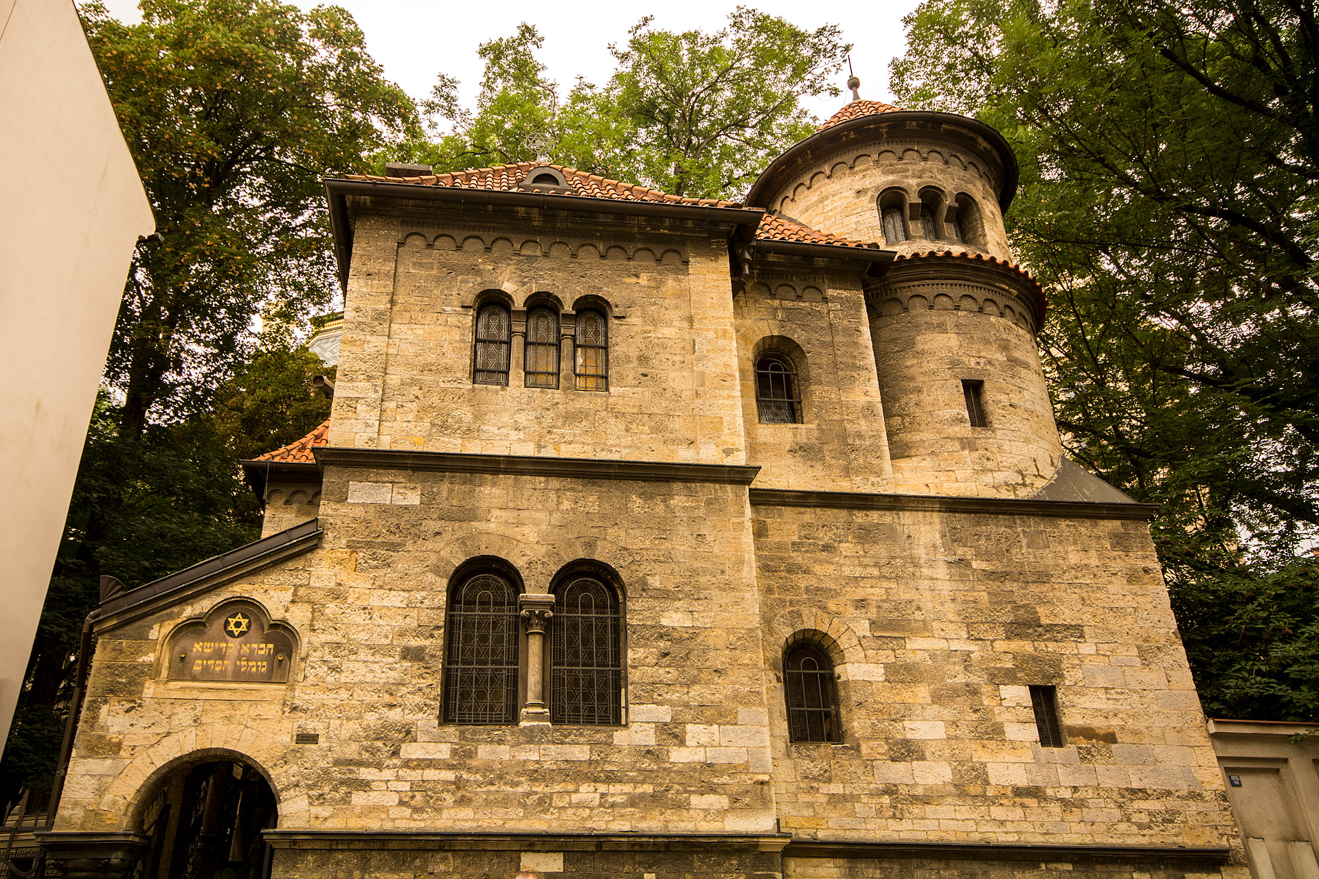 Klausen Synagogue