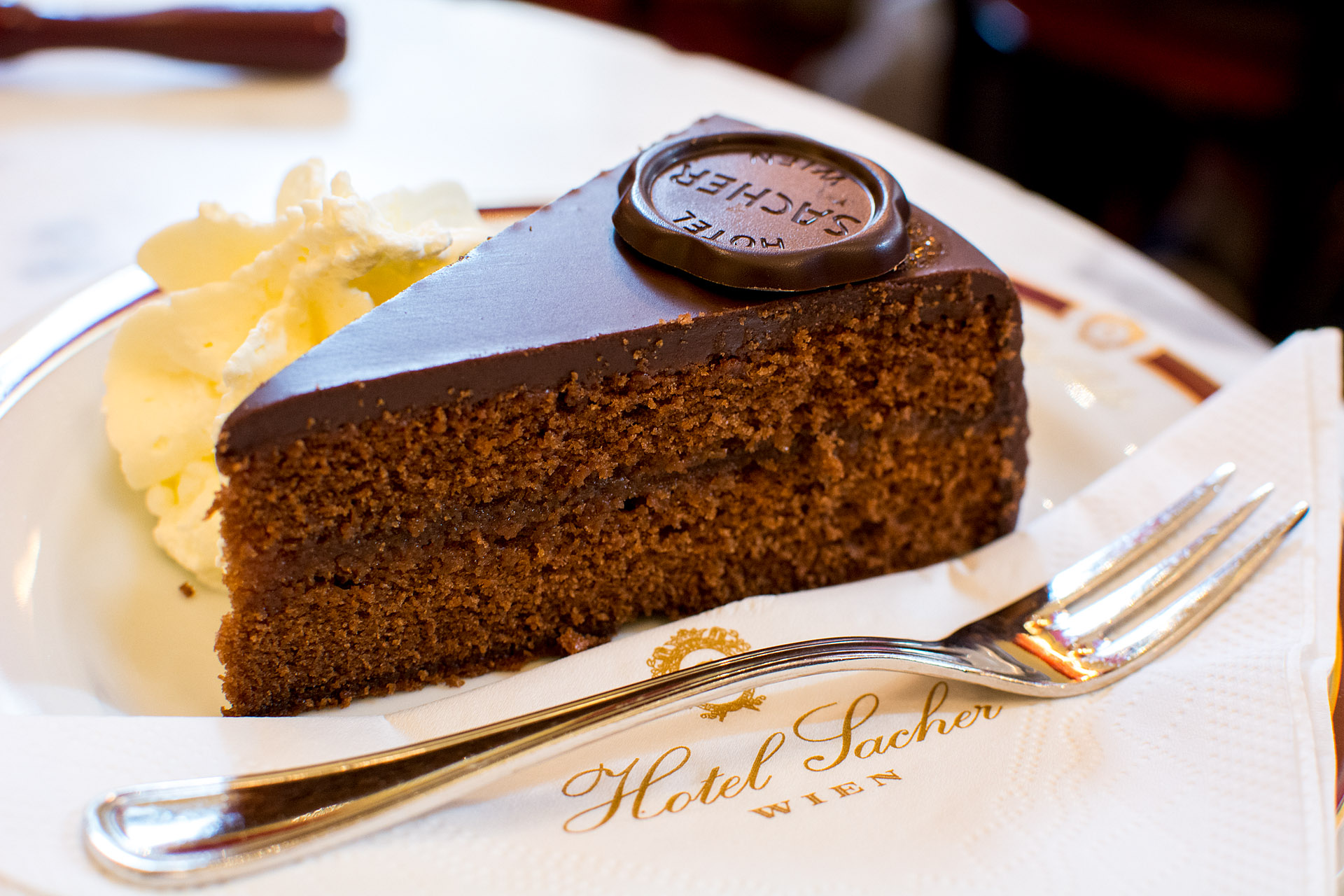 The Original Sacher-Torte