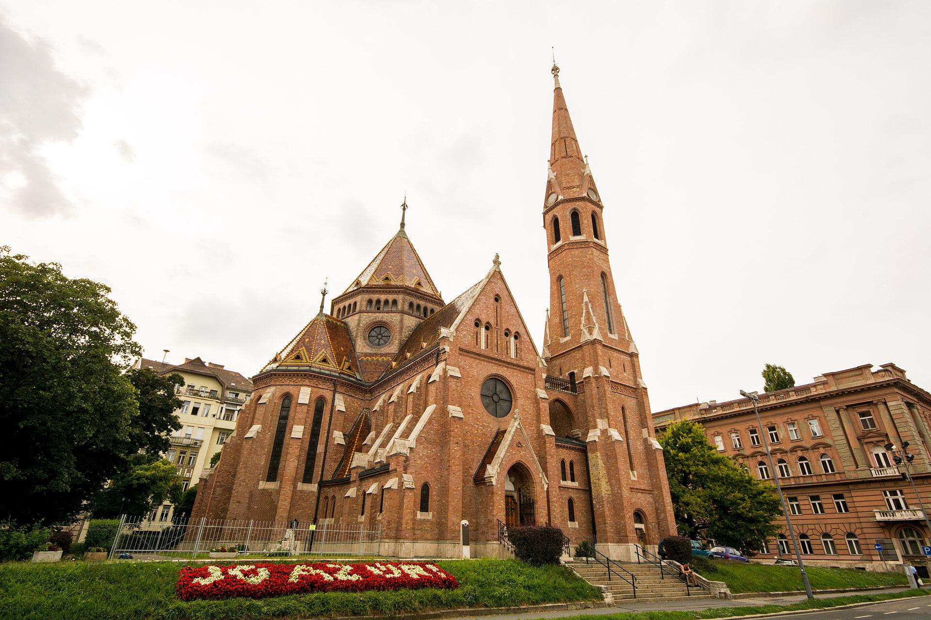 Szilagyi Dezso Square Presbyterian Church